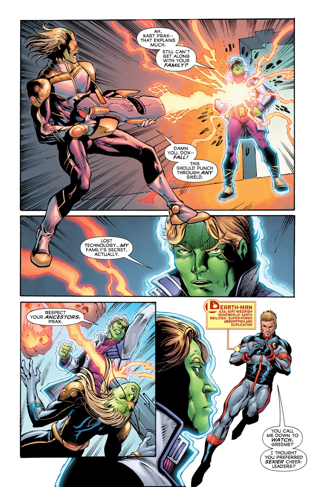 Legion of Super-Heroes (2010) Issue #12 #13 - English 18