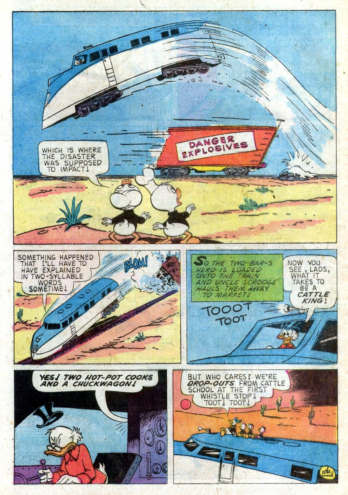 Uncle Scrooge (1953) Issue #126 #126 - English 24