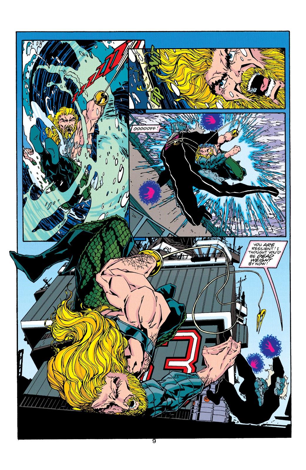 Aquaman (1994) Issue #39 #45 - English 10