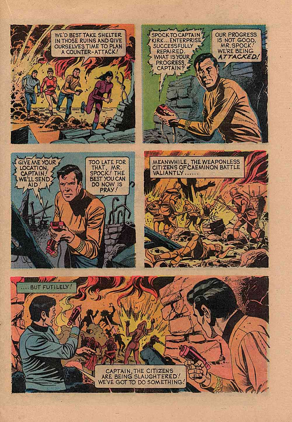 Star Trek (1967) Issue #22 #22 - English 16