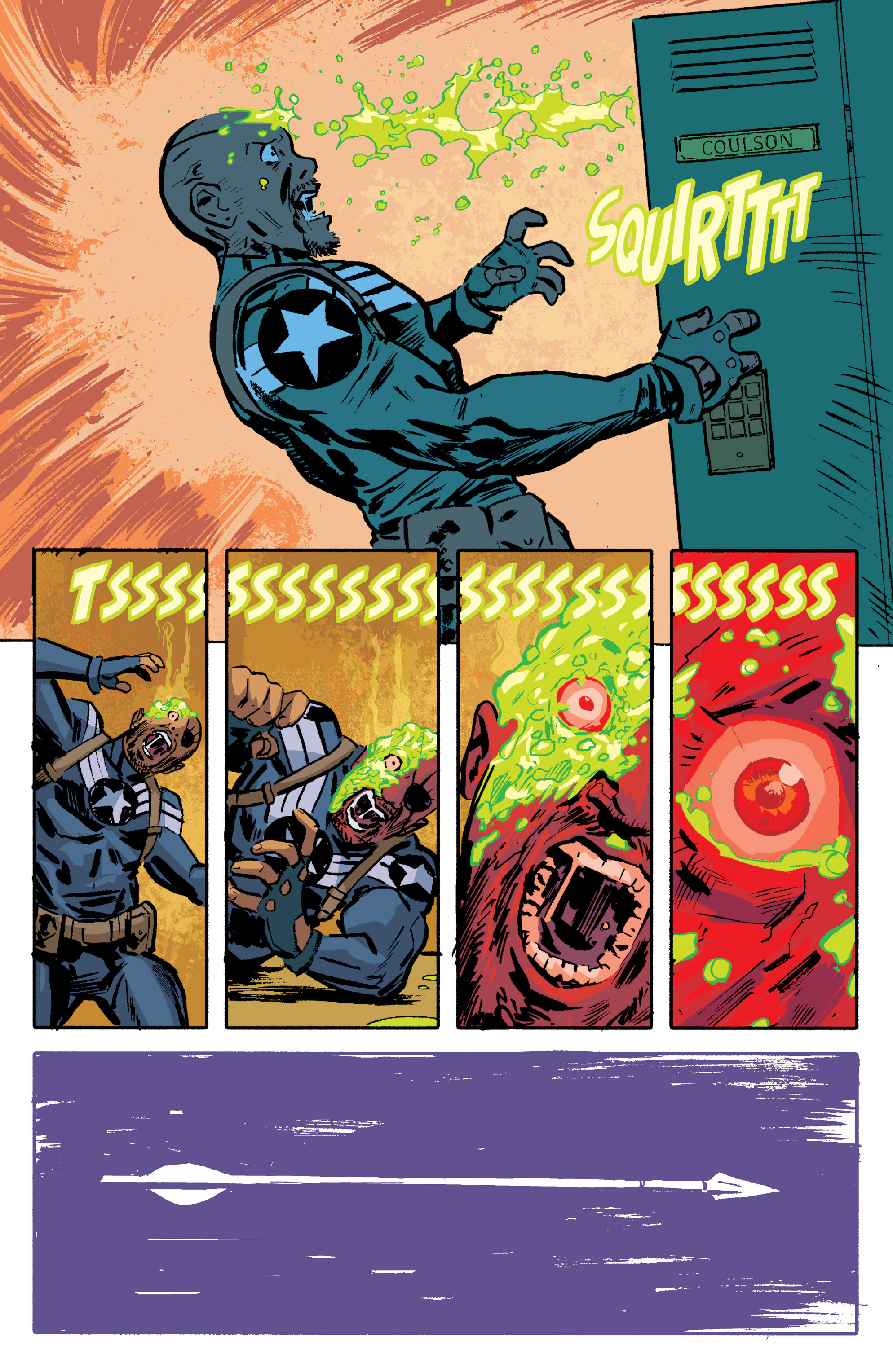 Read online Secret Avengers (2014) comic -  Issue #5 - 18