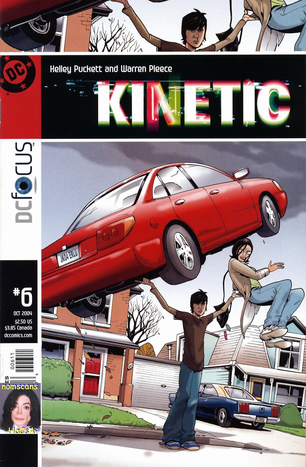 Kinetic Issue #6 #5 - English 1