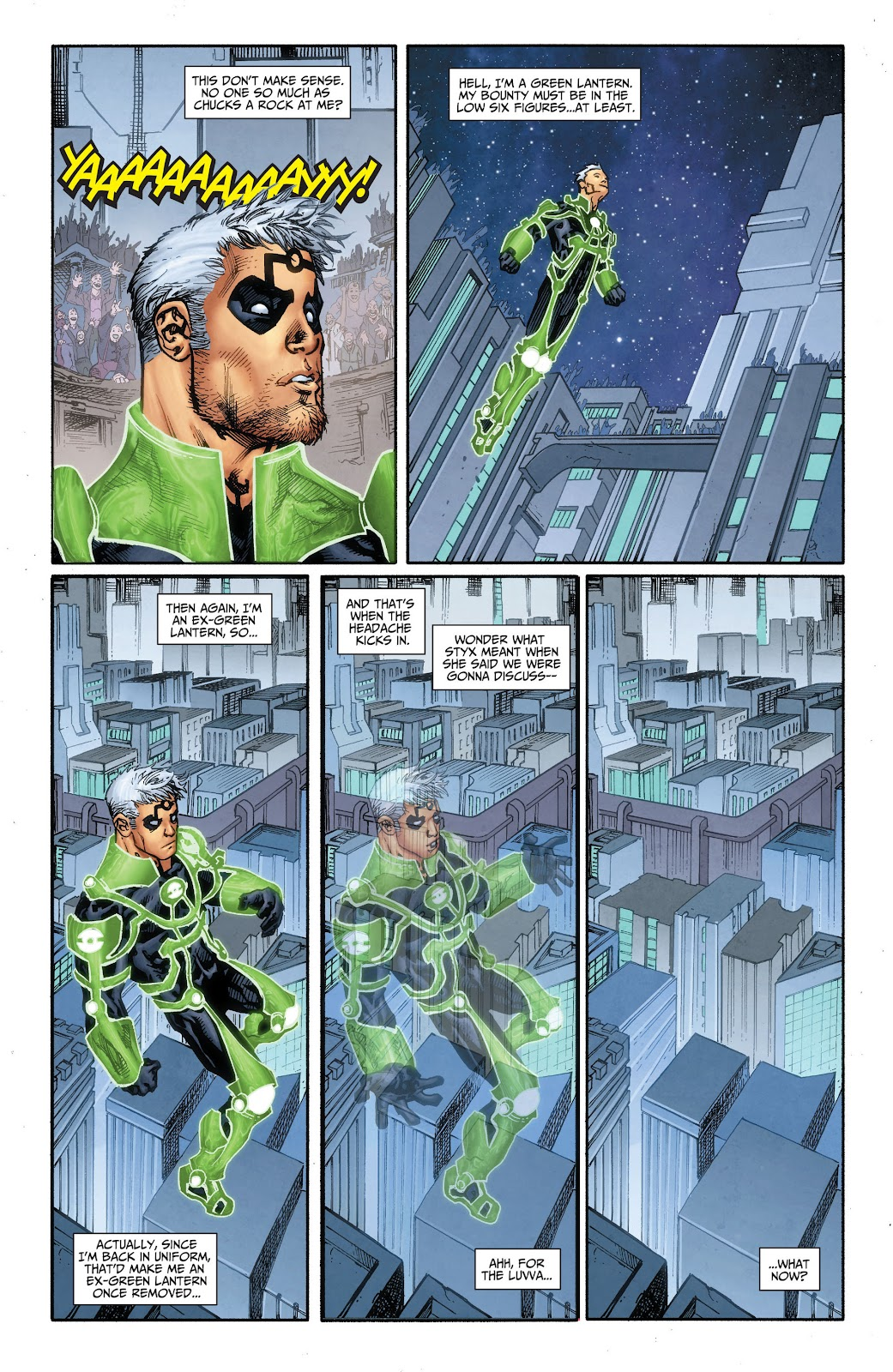 Threshold (2013) Issue #7 #7 - English 15
