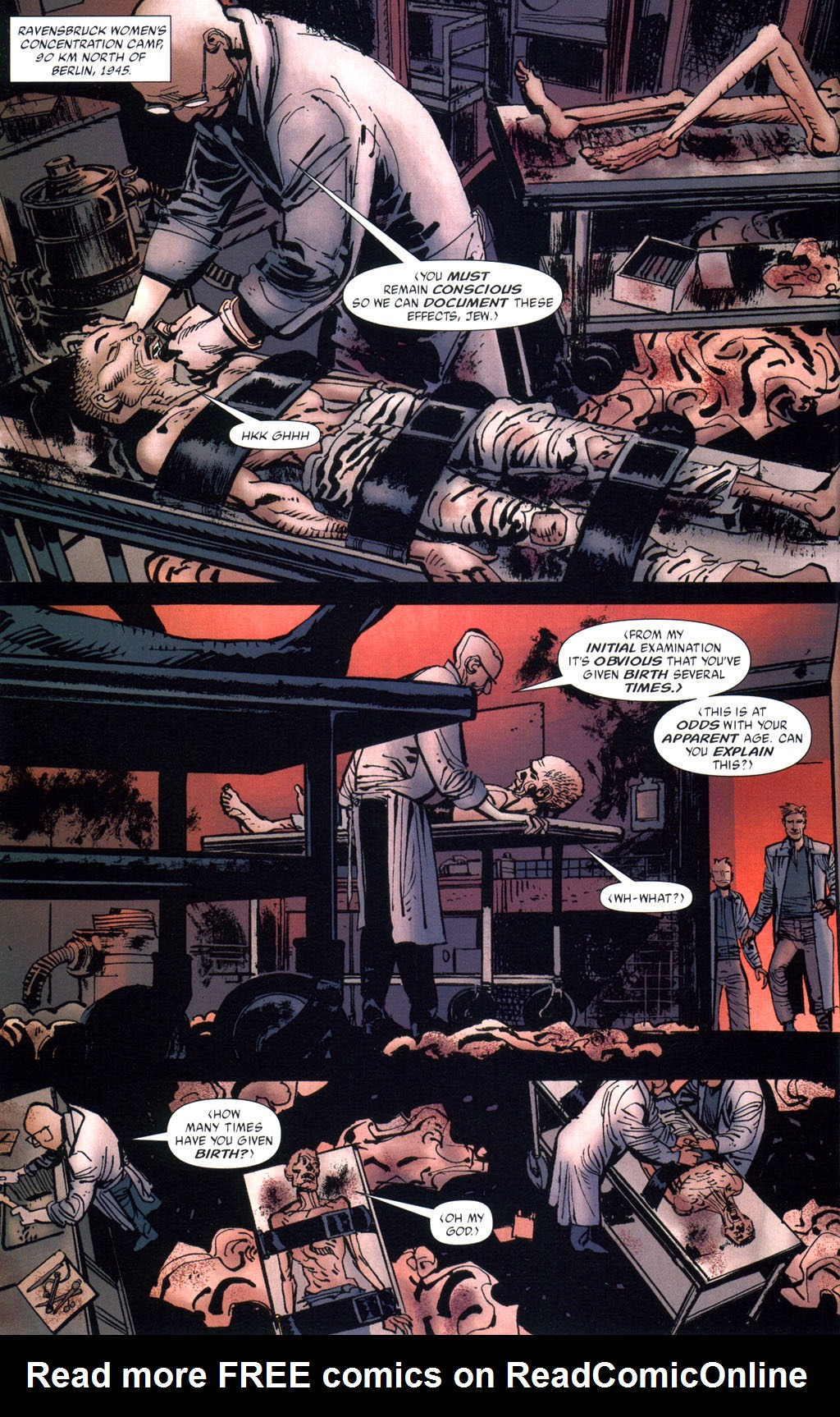 Batman: Death and the Maidens 6 Page 17