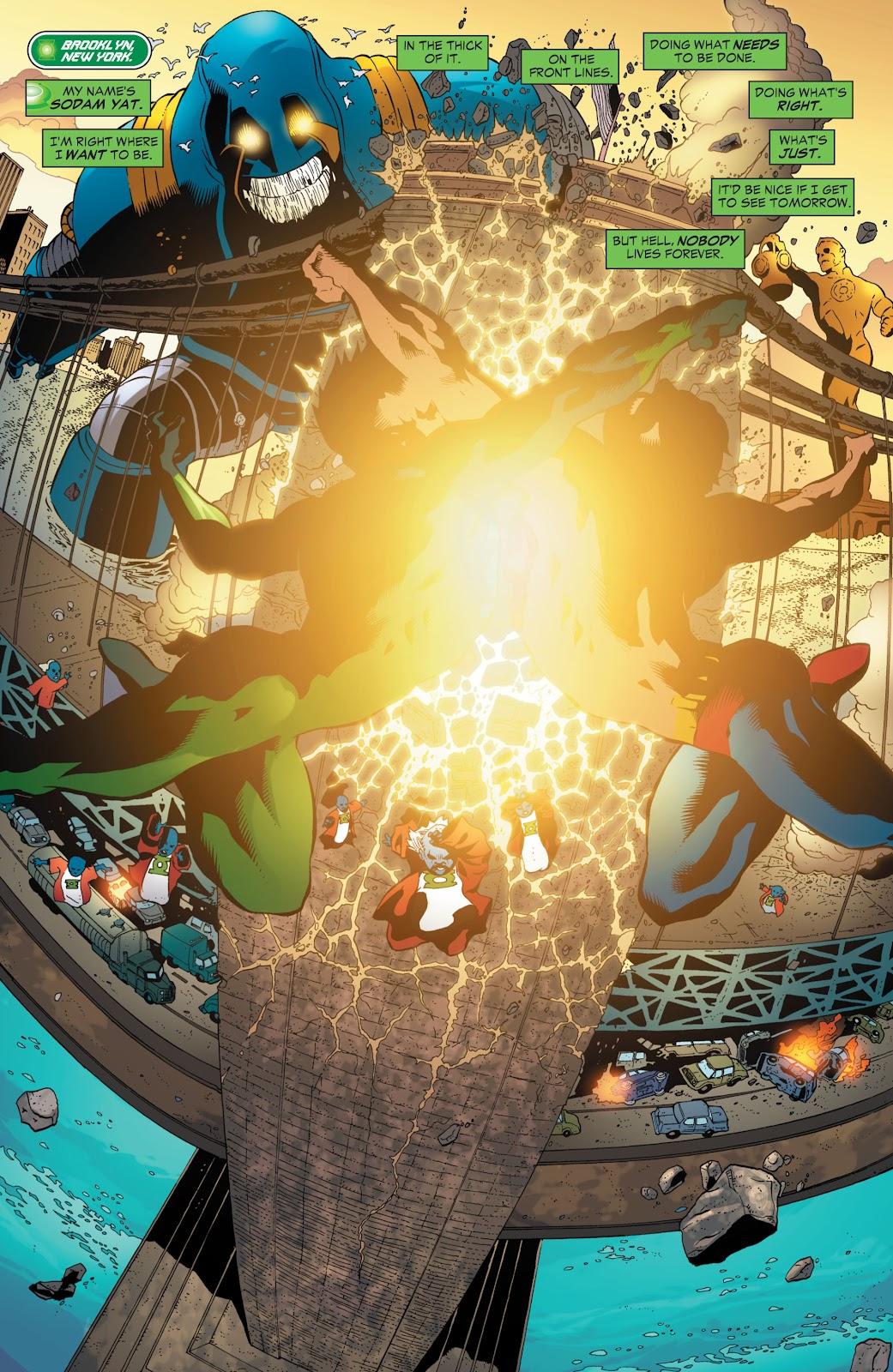 Green Lantern: The Sinestro Corps War Full #1 - English 222