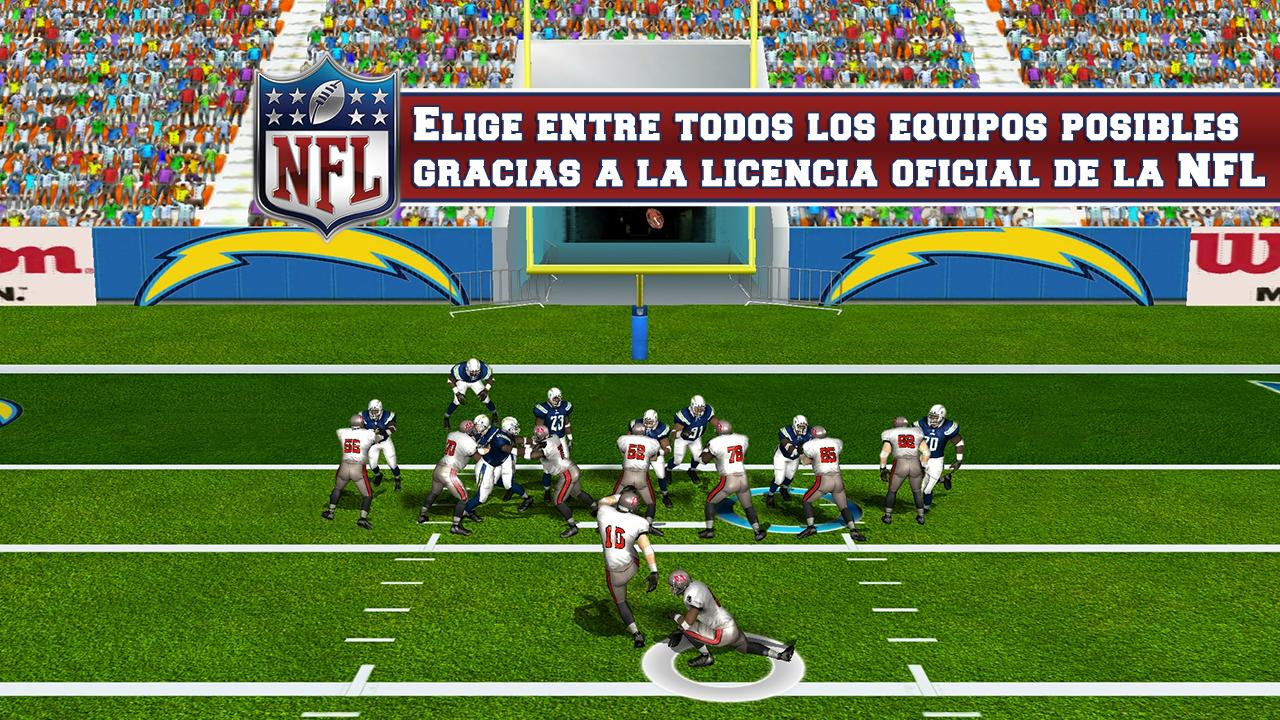 Descargar NFL Pro 2013 v1.5.2 Mod apk Android Full Gratis (Gratis)