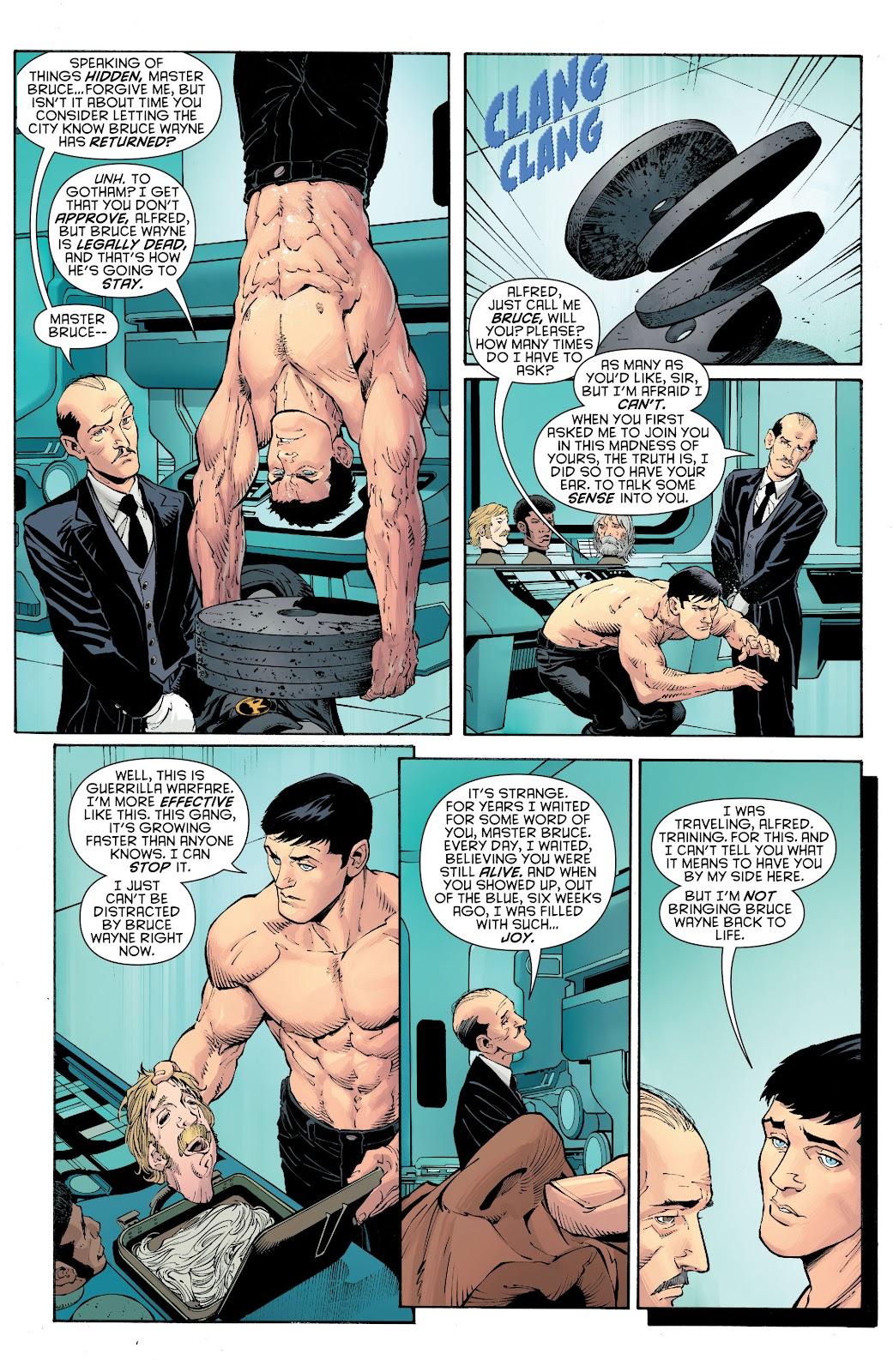 Batman (2011) Issue #21 #36 - English 13