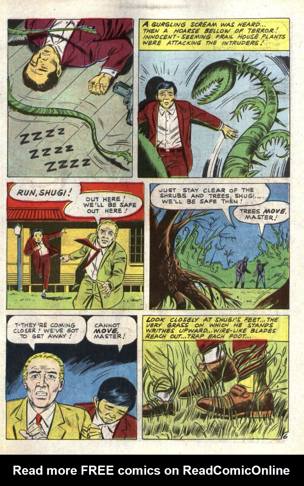 Read online Scary Tales comic -  Issue #44 - 9