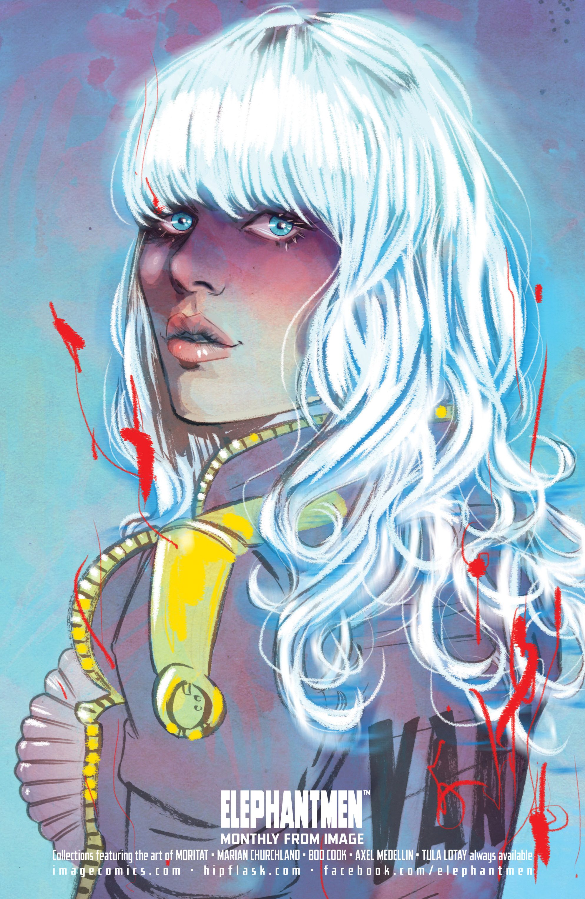 Read online Supreme Blue Rose comic -  Issue #4 - 29