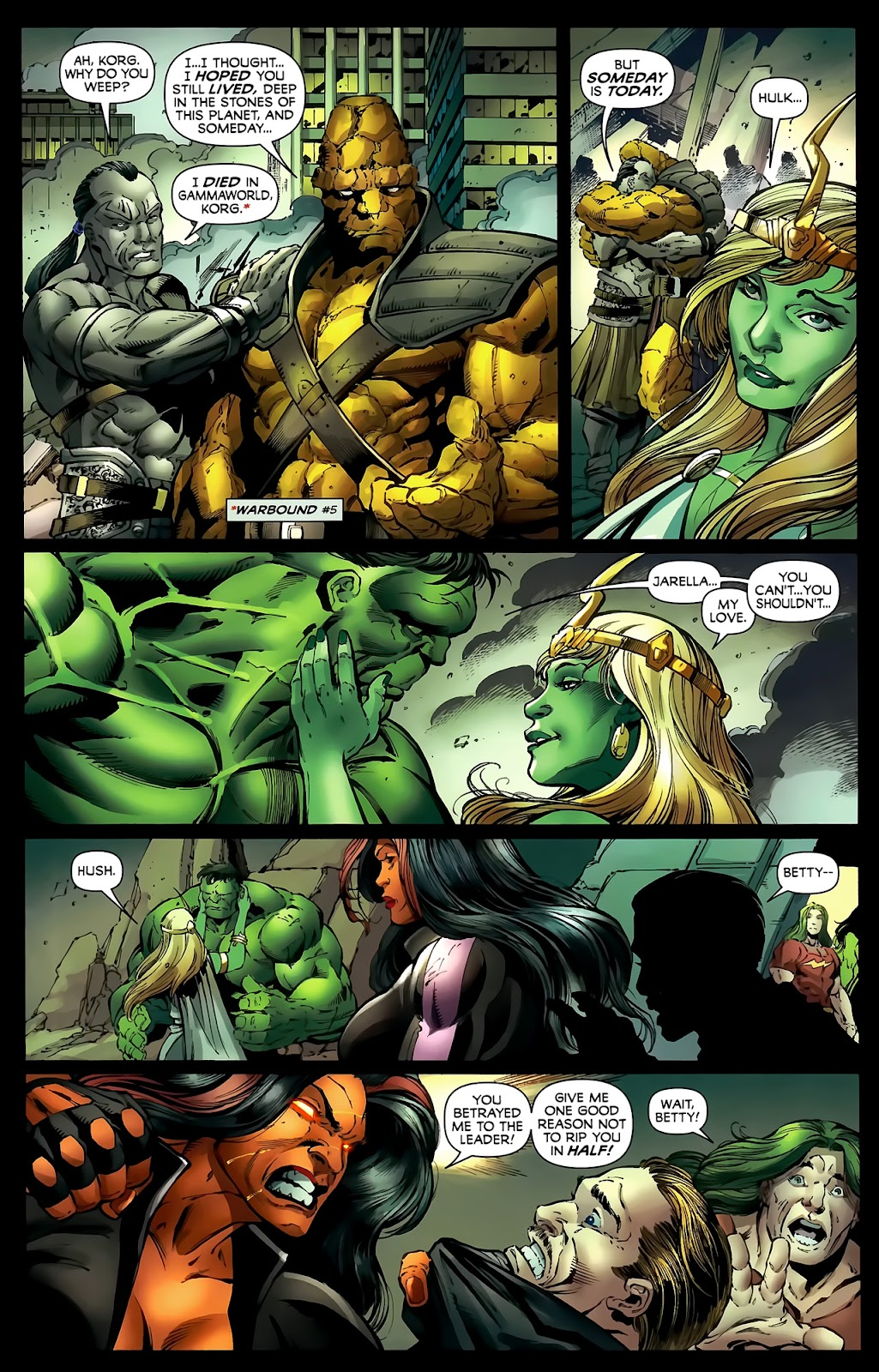 Incredible Hulks (2010) Issue #619 #9 - English 17