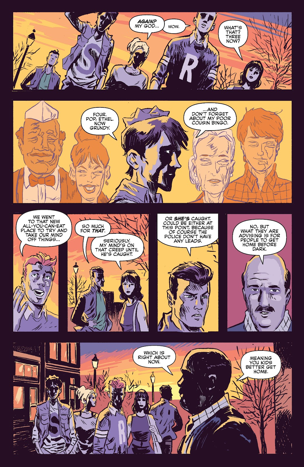 Jughead The Hunger Issue #0 #1 - English 13
