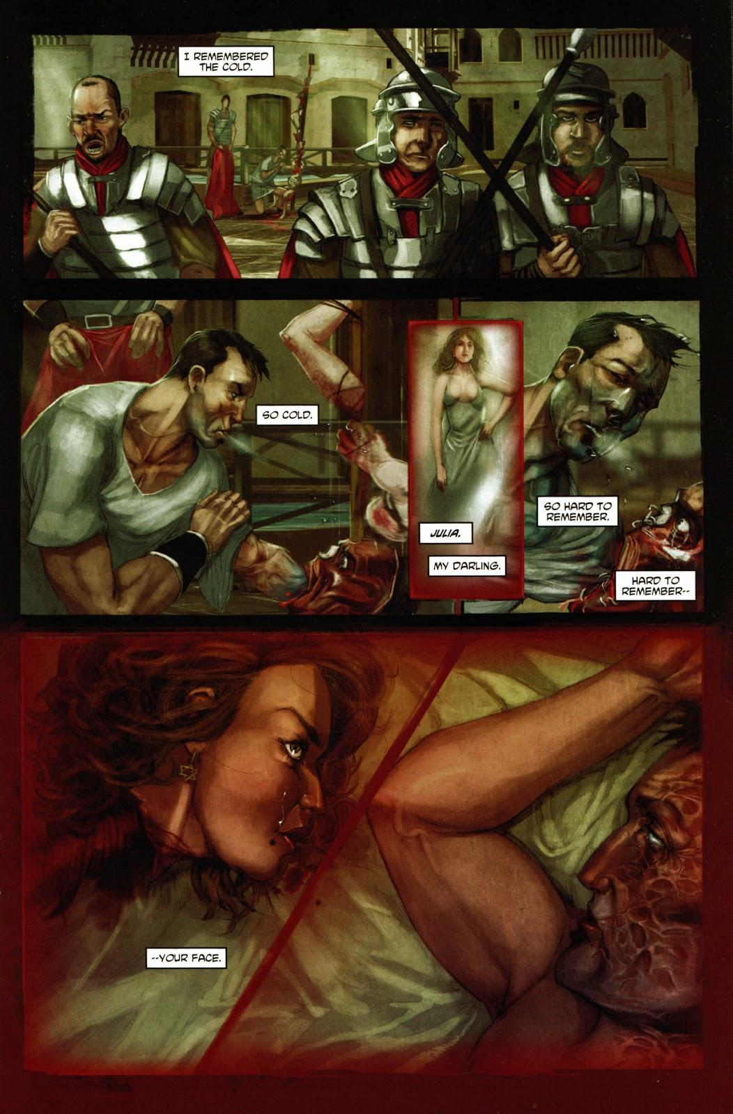 Caligula: Heart of Rome Issue #1 #1 - English 5