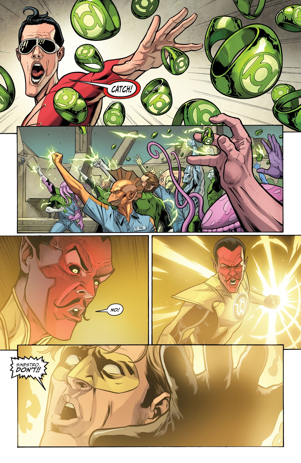 Injustice: Gods Among Us Year Four _Annual 1 #1 - English 31
