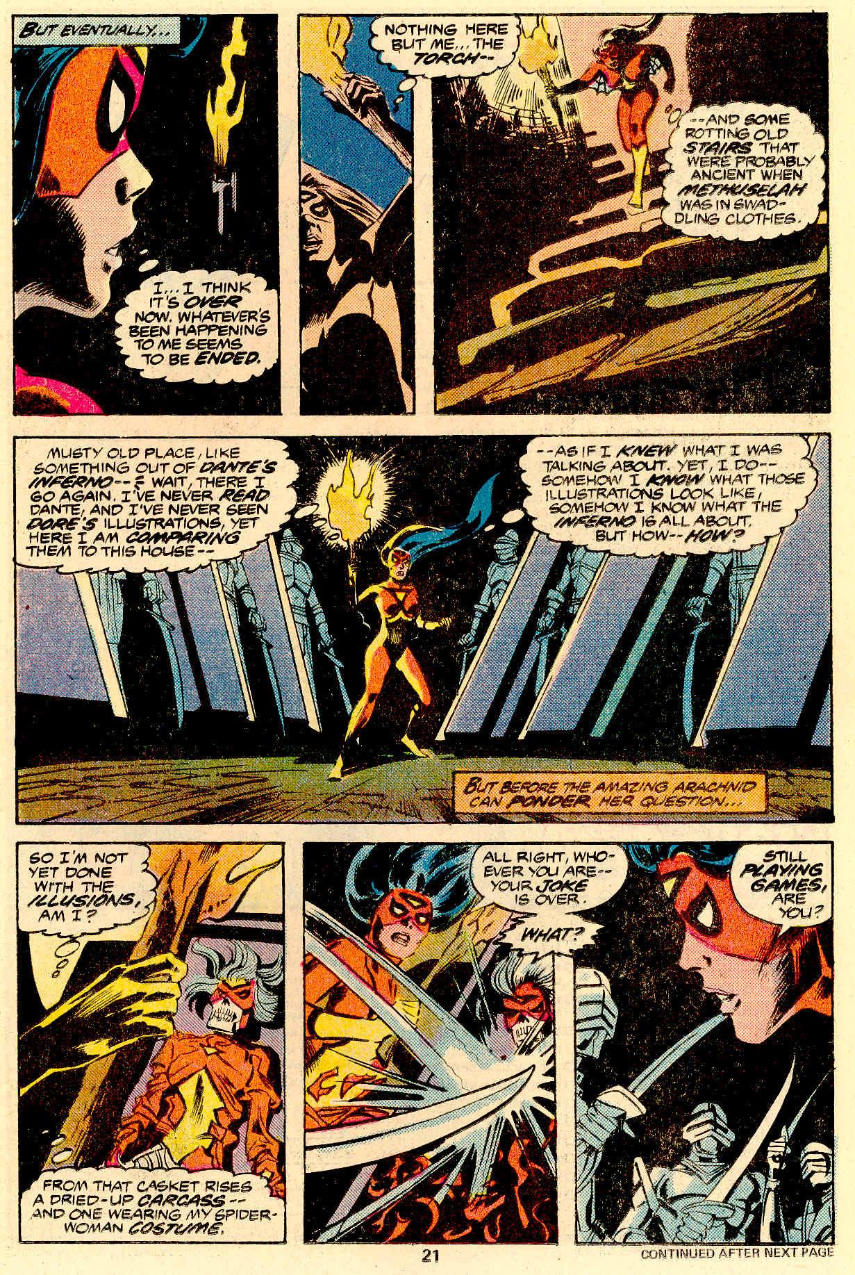 Spider-Woman (1978) #5 #46 - English 14