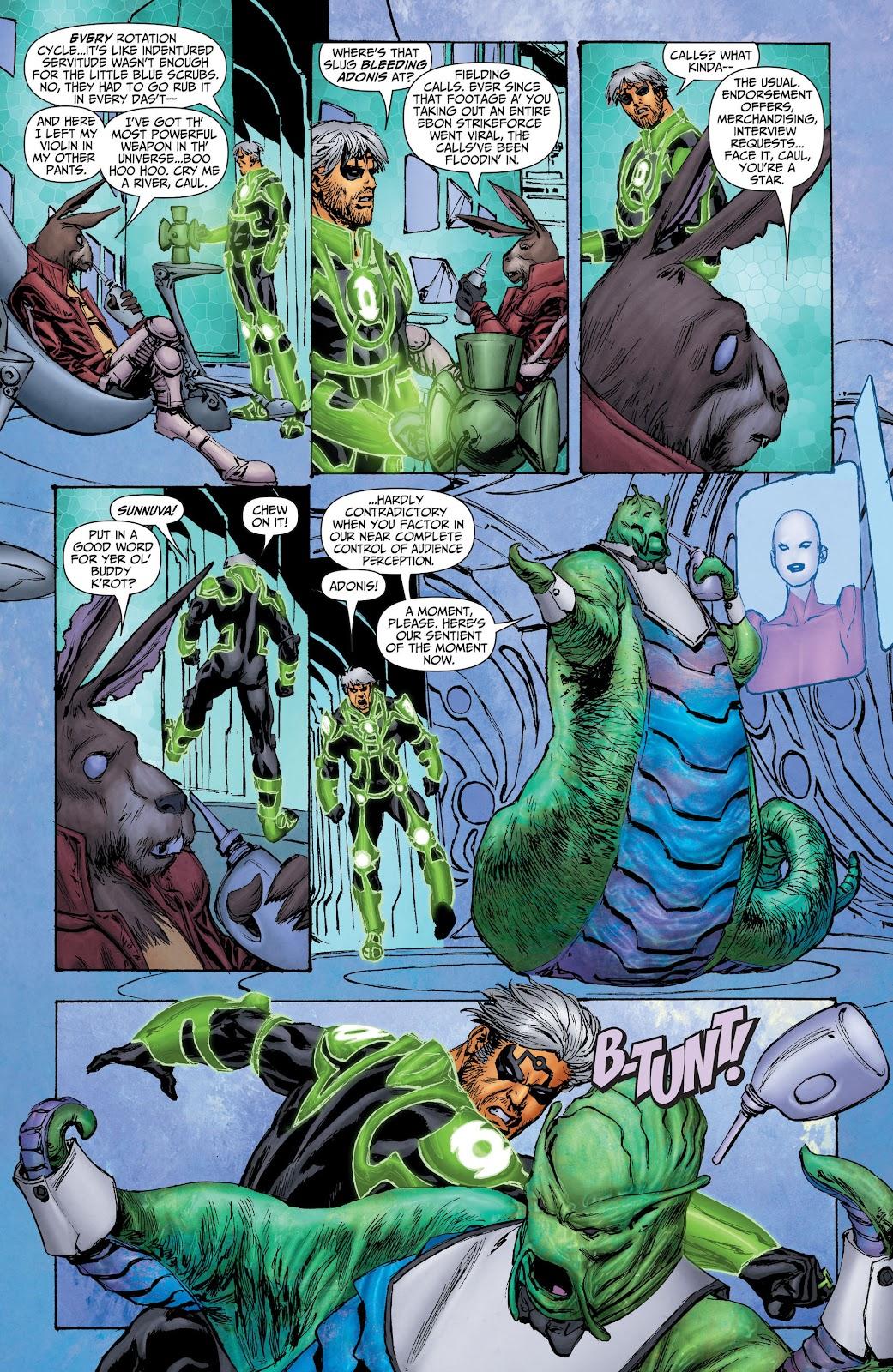 Threshold (2013) Issue #7 #7 - English 4