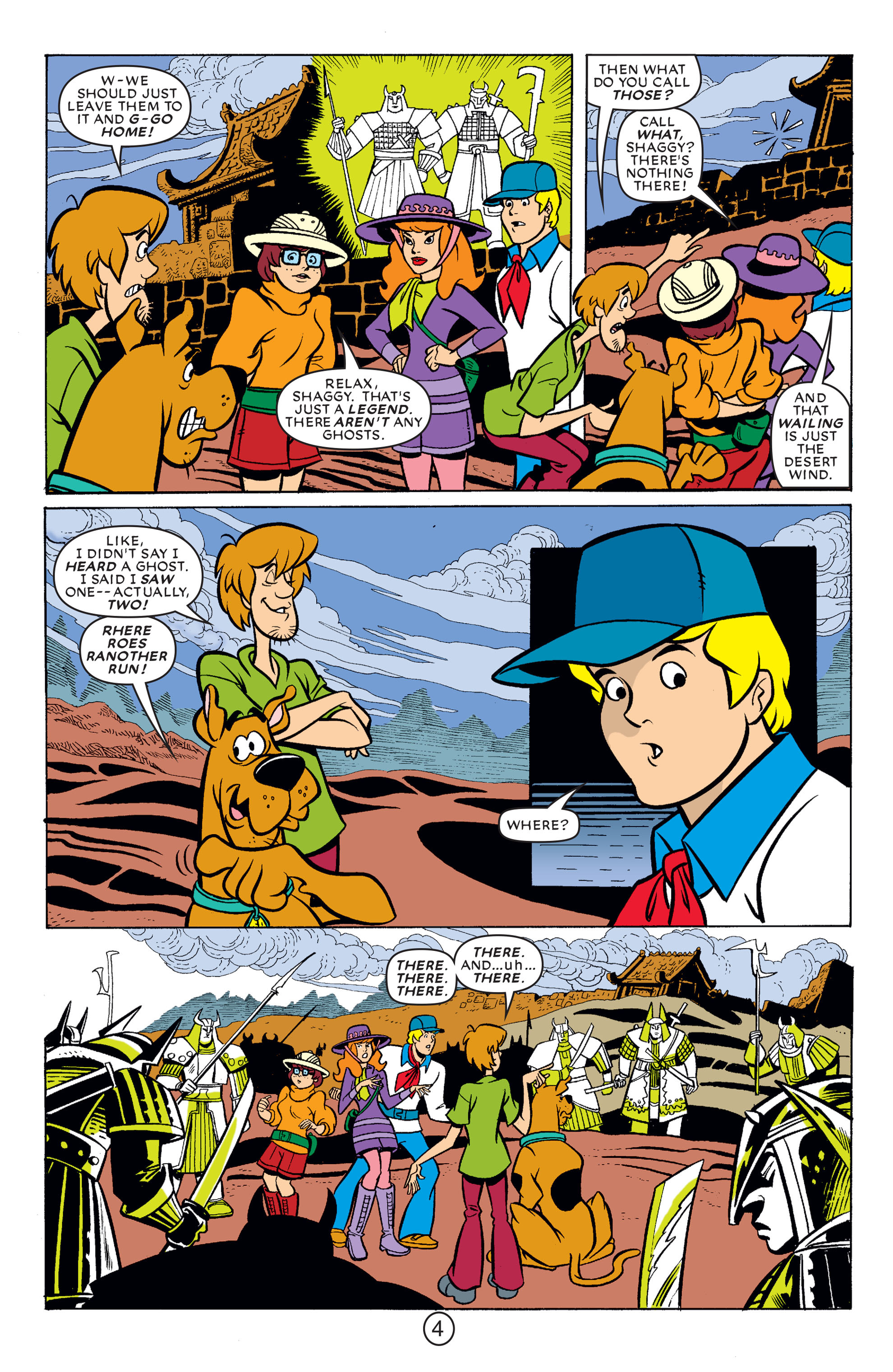 Read online Scooby-Doo (1997) comic -  Issue #66 - 15