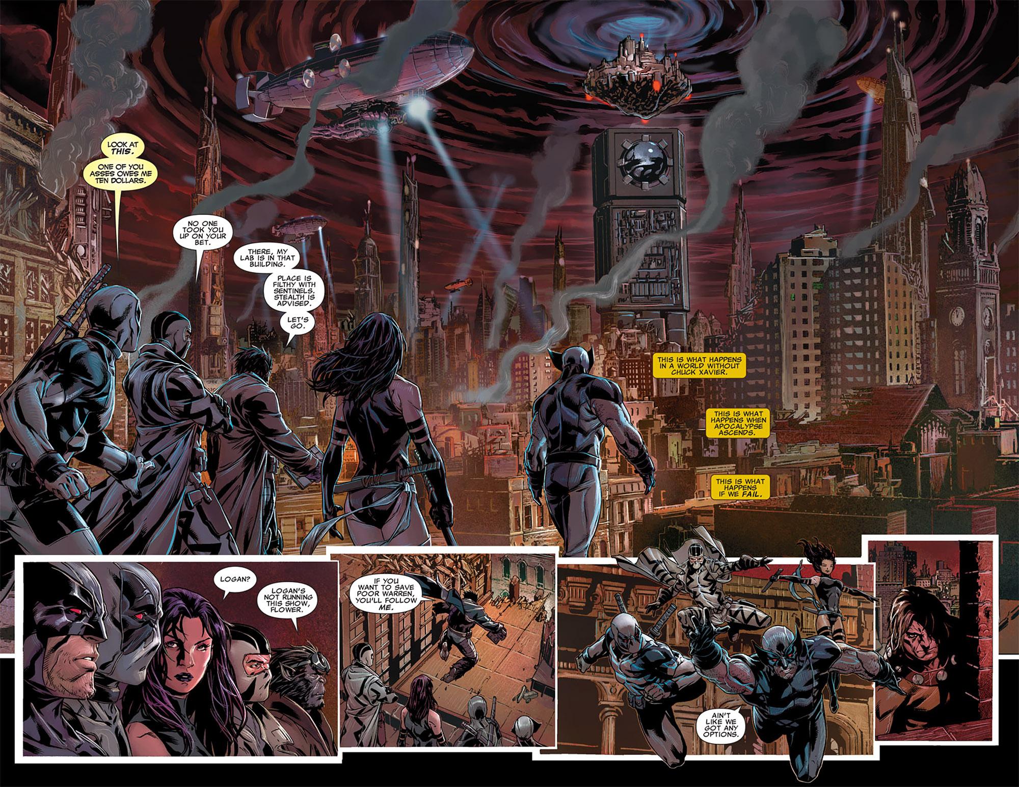 Uncanny X-Force (2010) #11 #26 - English 6