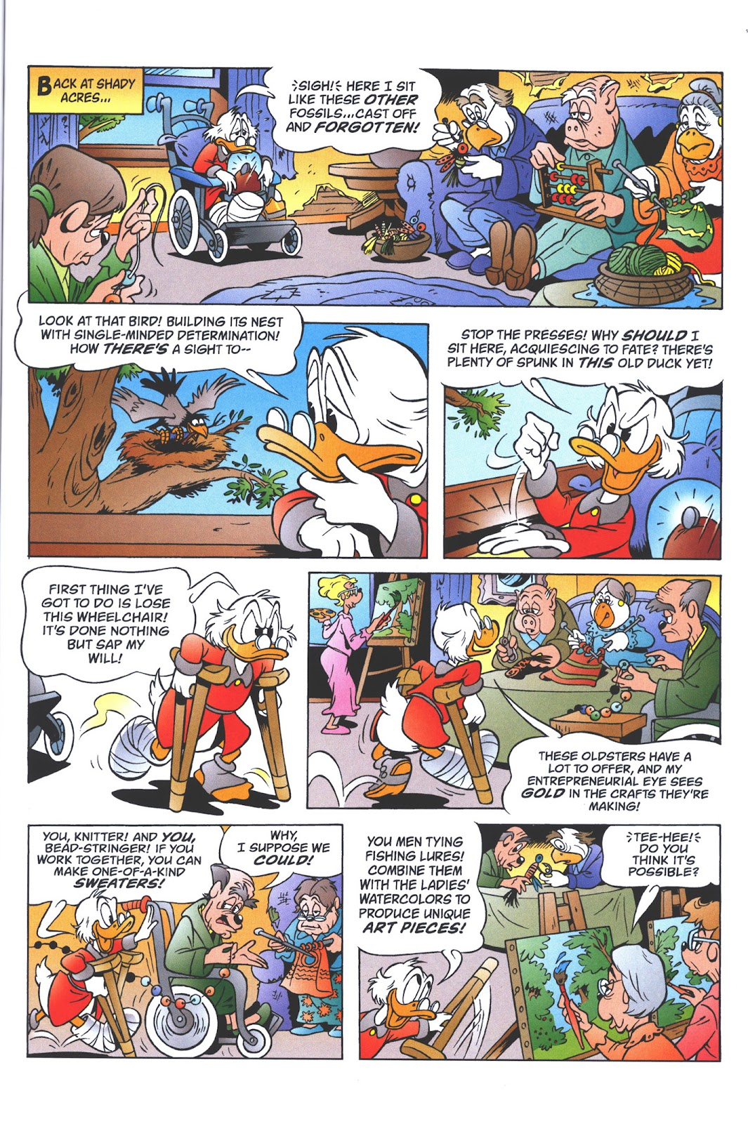 Uncle Scrooge (1953) Issue #359 #359 - English 41