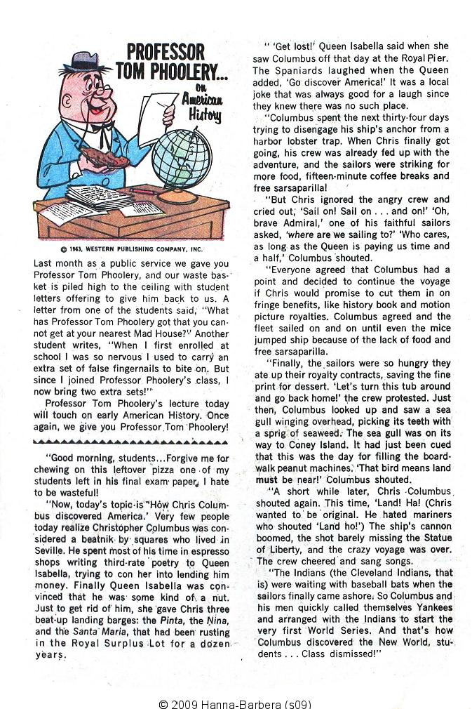Read online Scooby-Doo... Where Are You! (1970) comic -  Issue #11 - 28