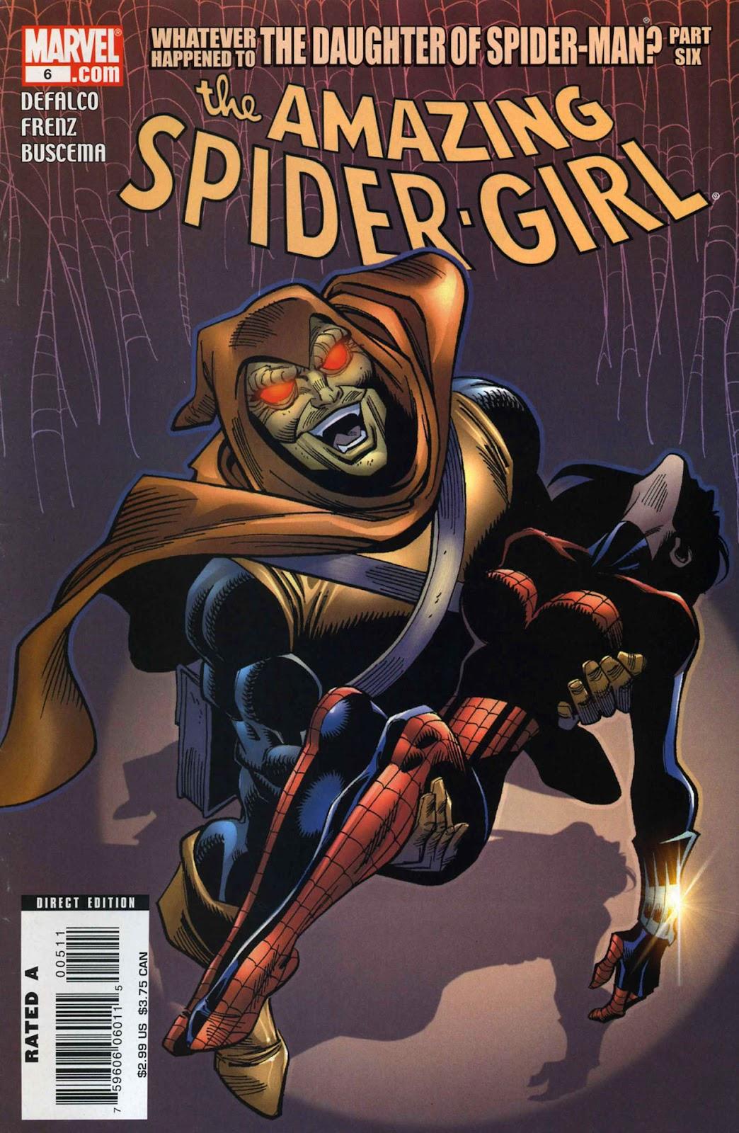 Amazing Spider-Girl Issue #6 #7 - English 1