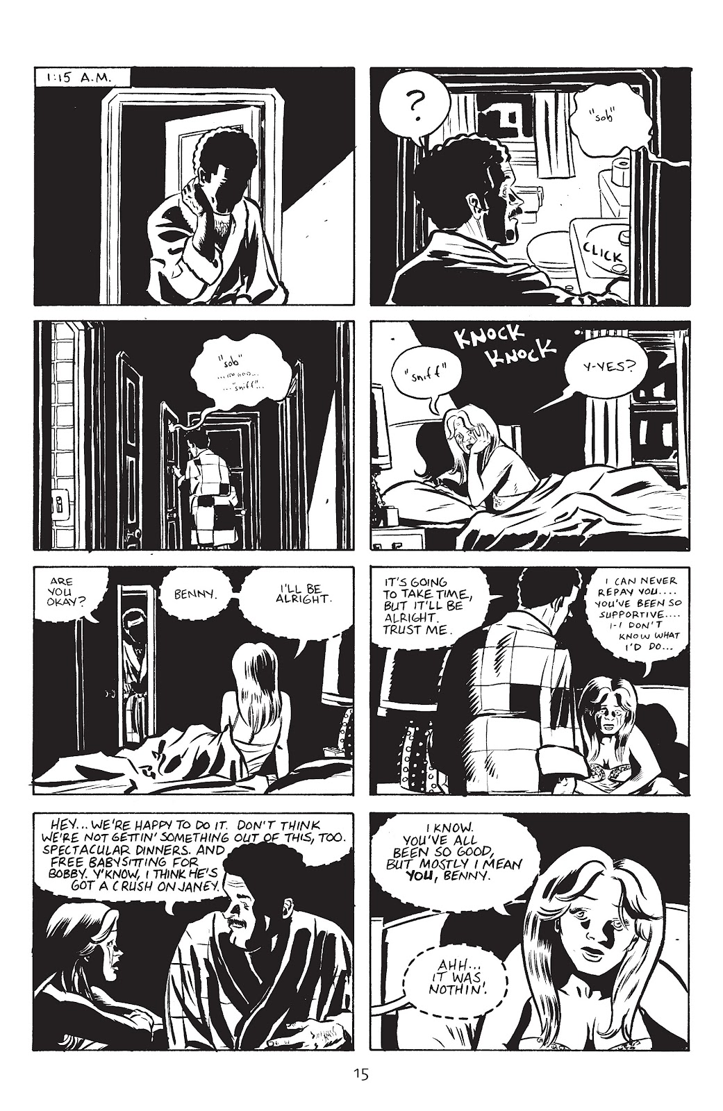 Stray Bullets Issue #21 #21 - English 17