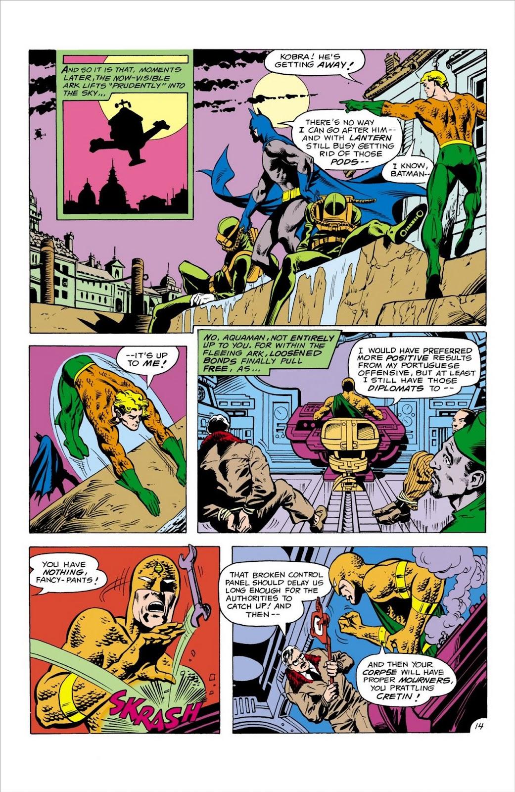 Aquaman (1962) Issue #61 #61 - English 15