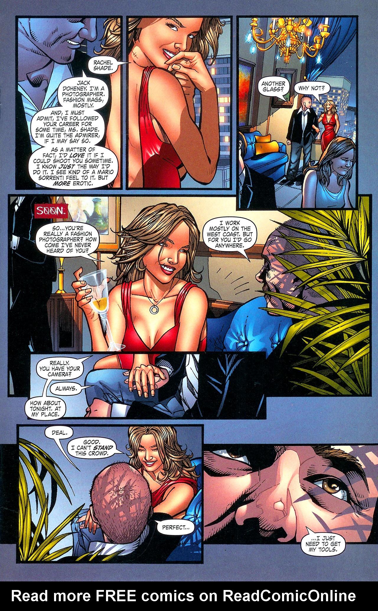 Read online Se7en comic -  Issue #5 - 17