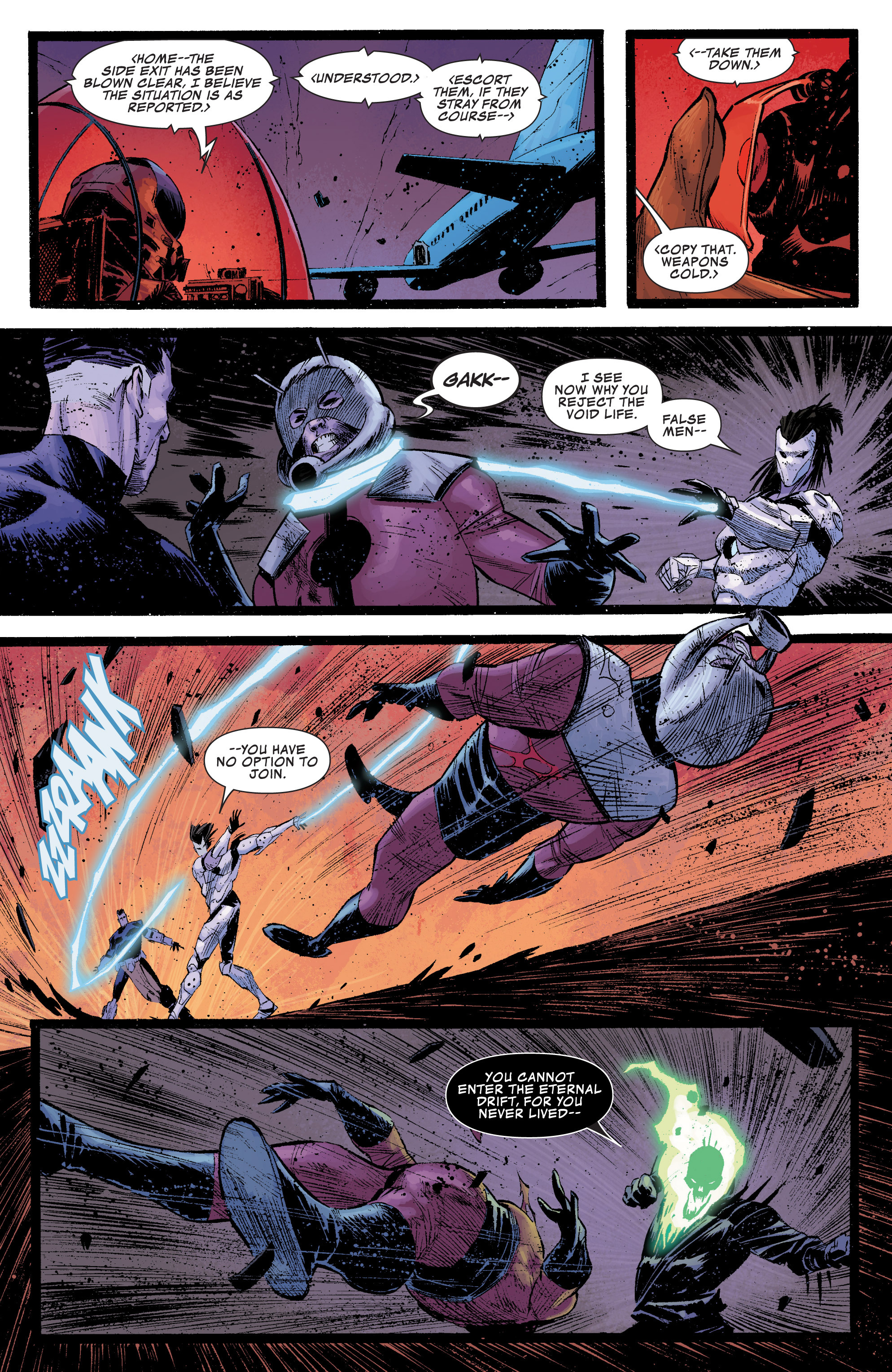 Read online Secret Avengers (2010) comic -  Issue #32 - 10