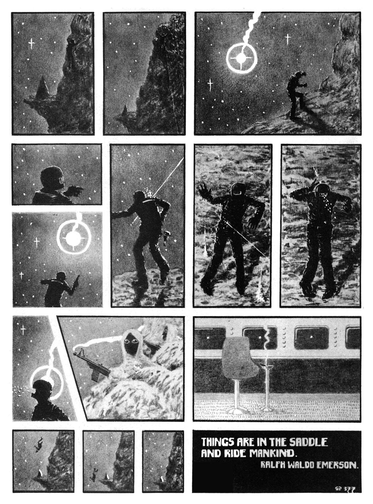 Read online Star*Reach comic -  Issue #17 - 20