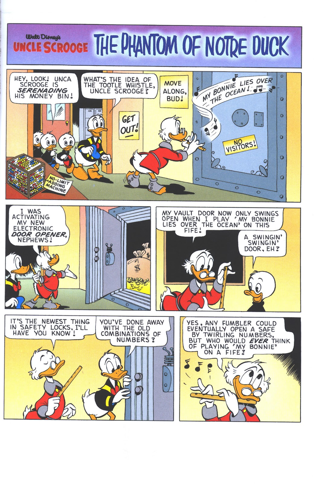 Uncle Scrooge (1953) Issue #379 #379 - English 3