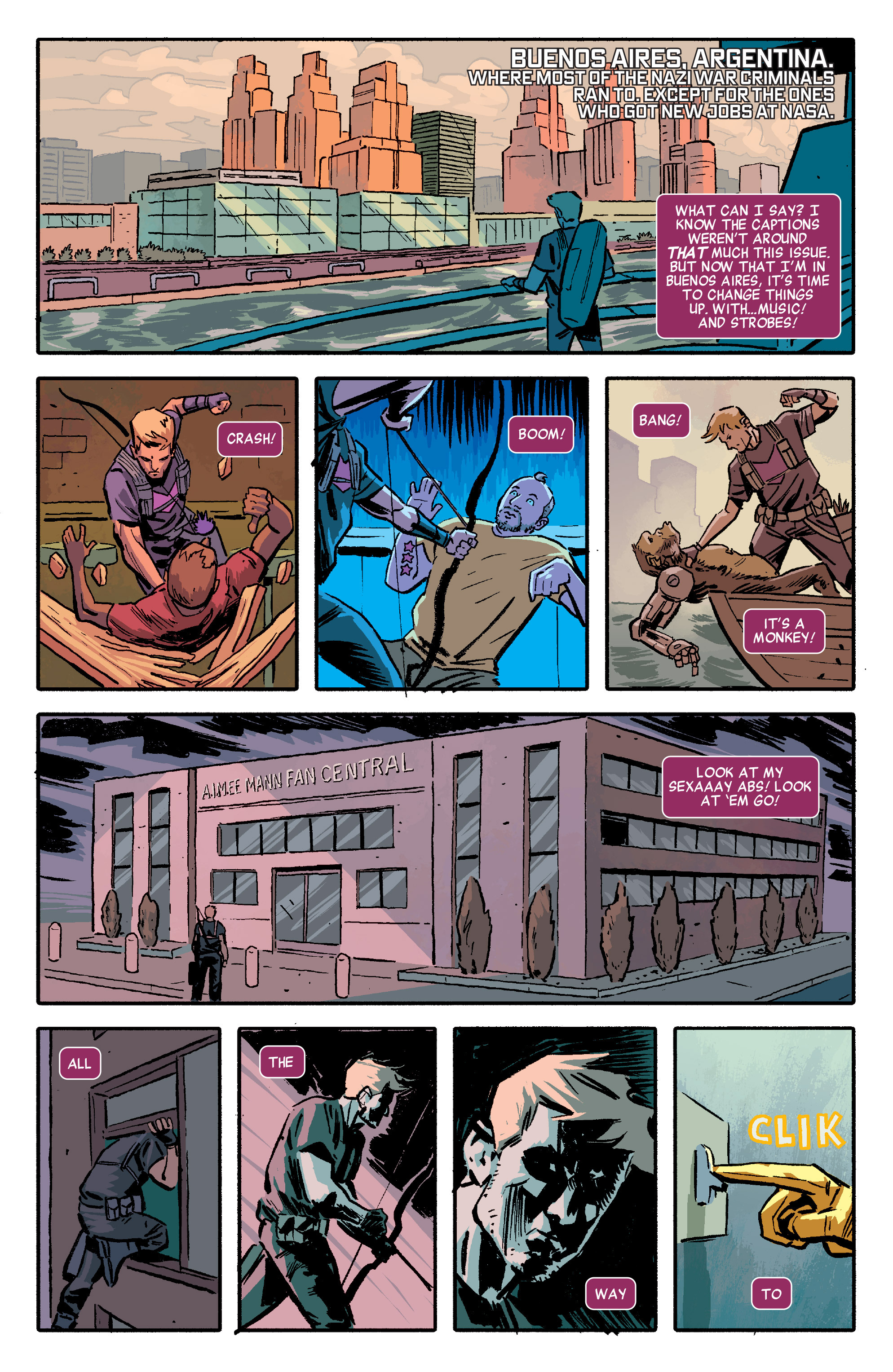 Read online Secret Avengers (2014) comic -  Issue #6 - 21