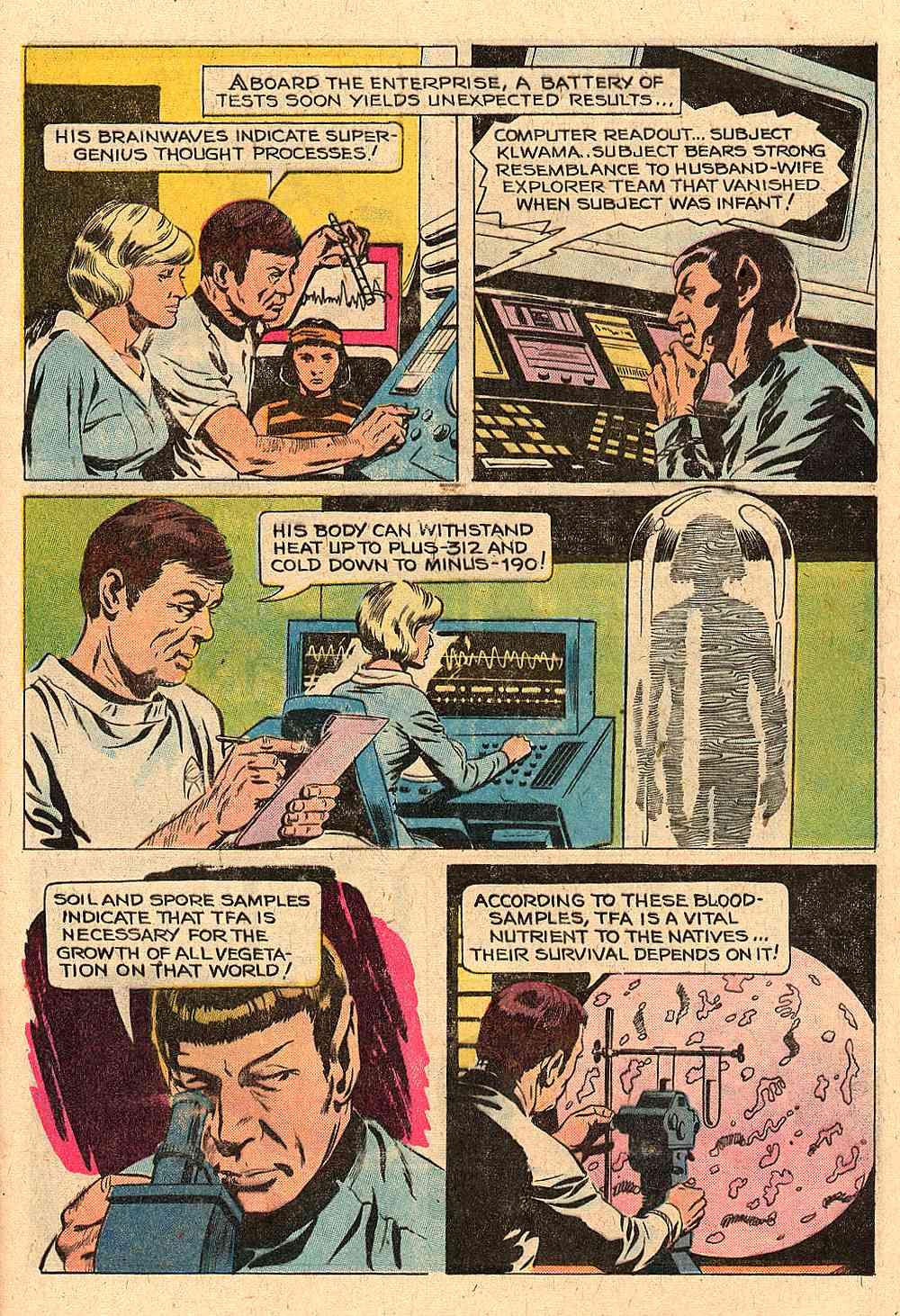 Star Trek (1967) #52 #52 - English 17
