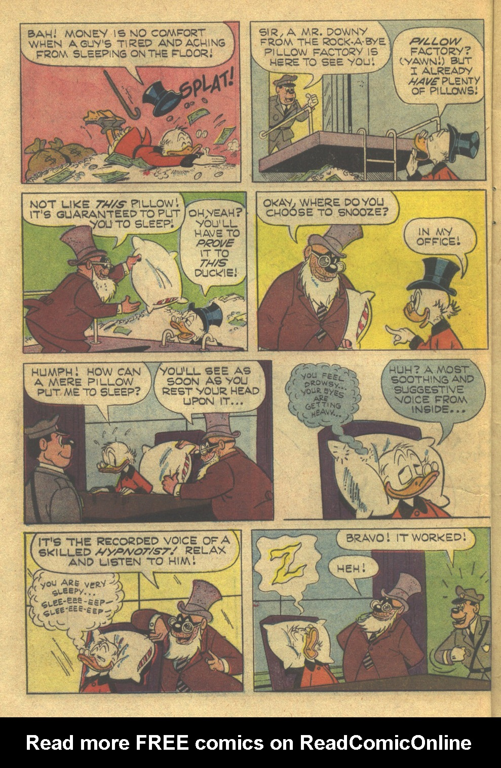 Uncle Scrooge (1953) Issue #79 #79 - English 8