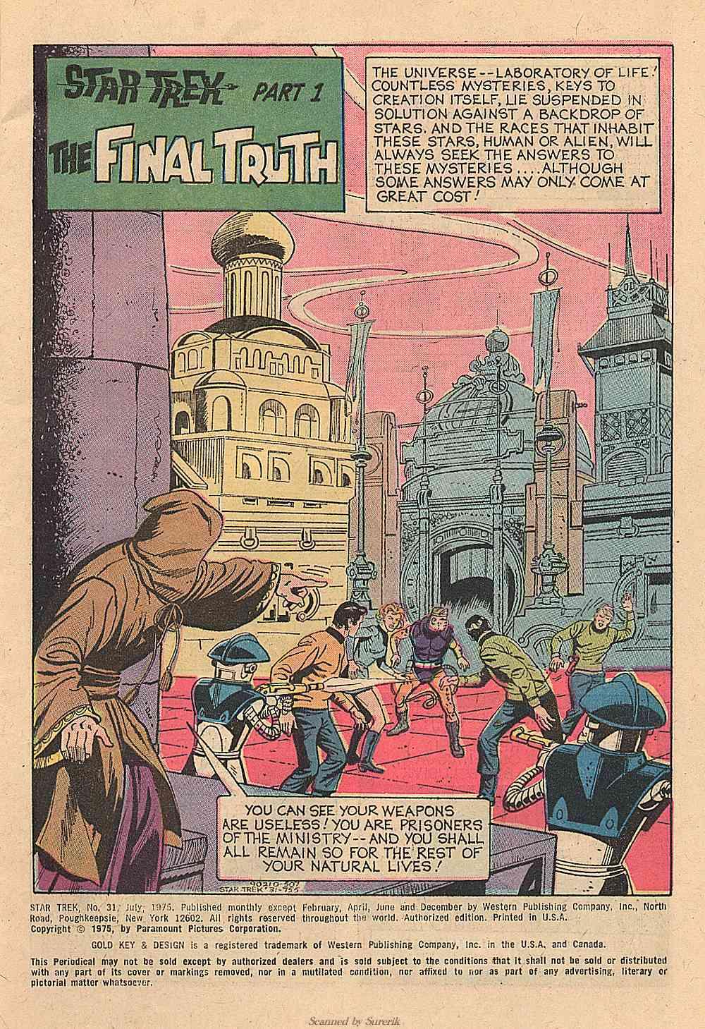 Star Trek (1967) Issue #31 #31 - English 2