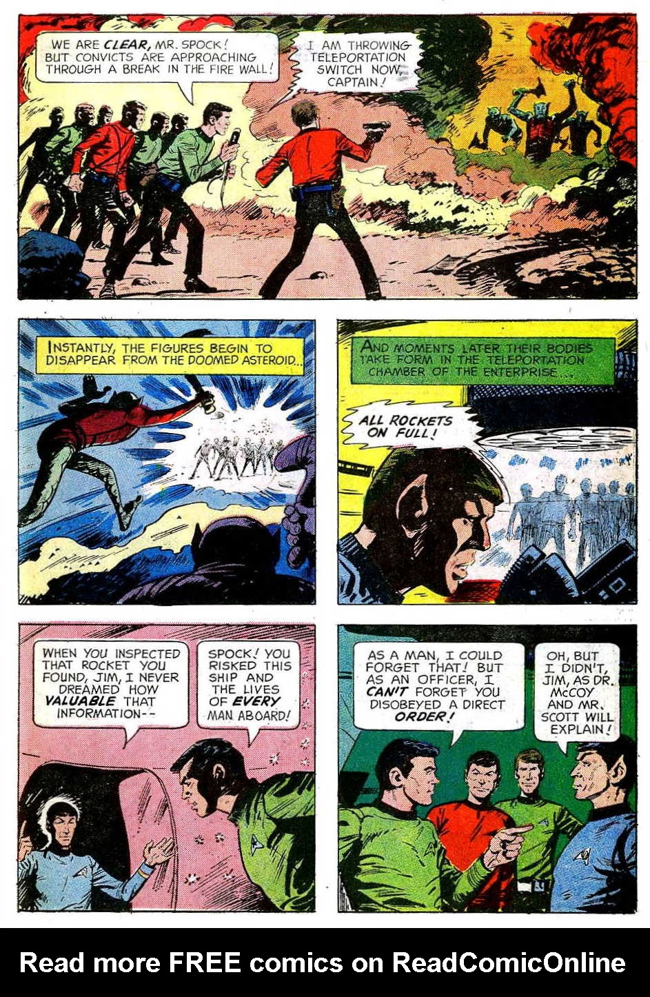 Star Trek (1967) Issue #2 #2 - English 31