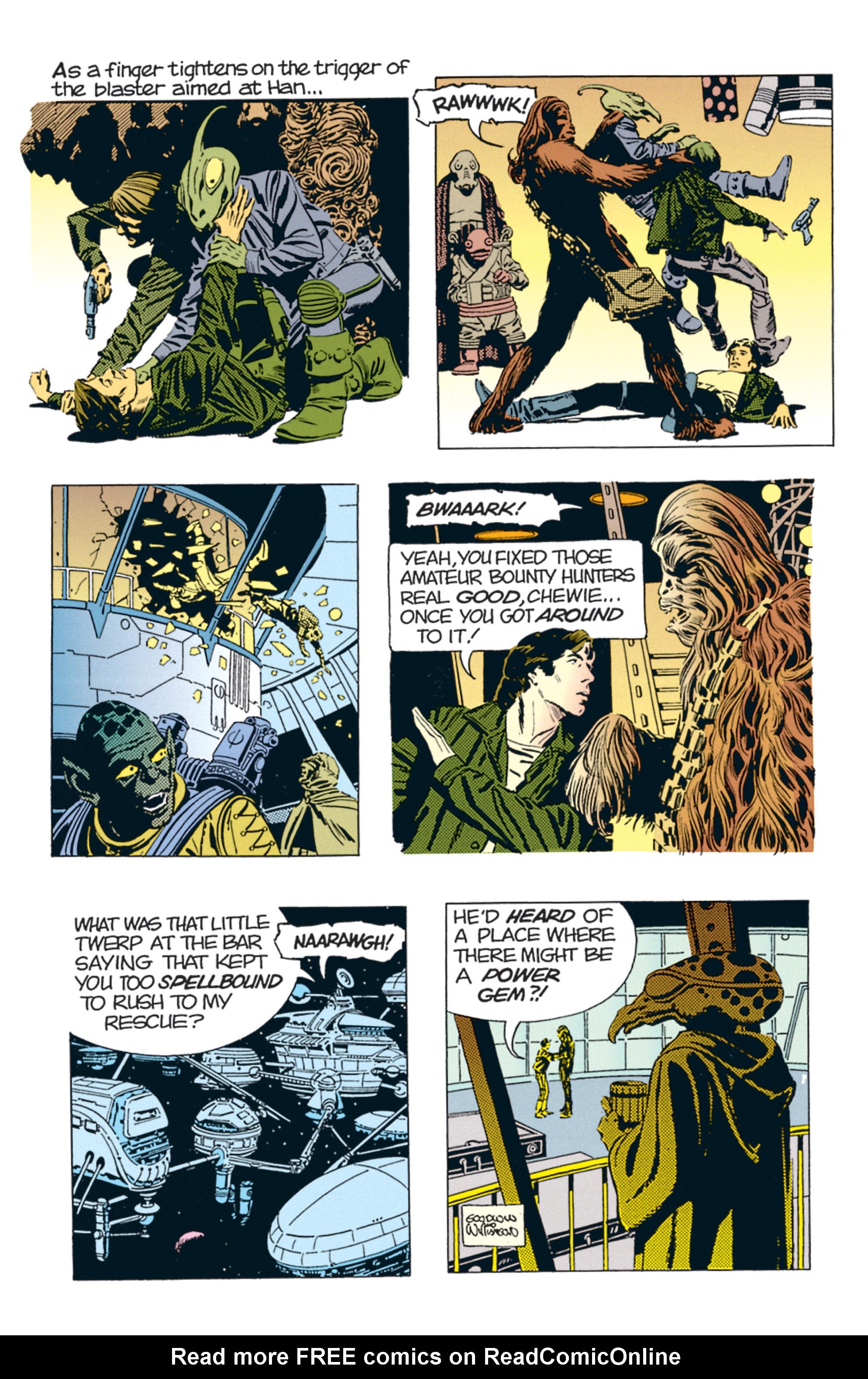 Classic Star Wars #11 #11 - English 18