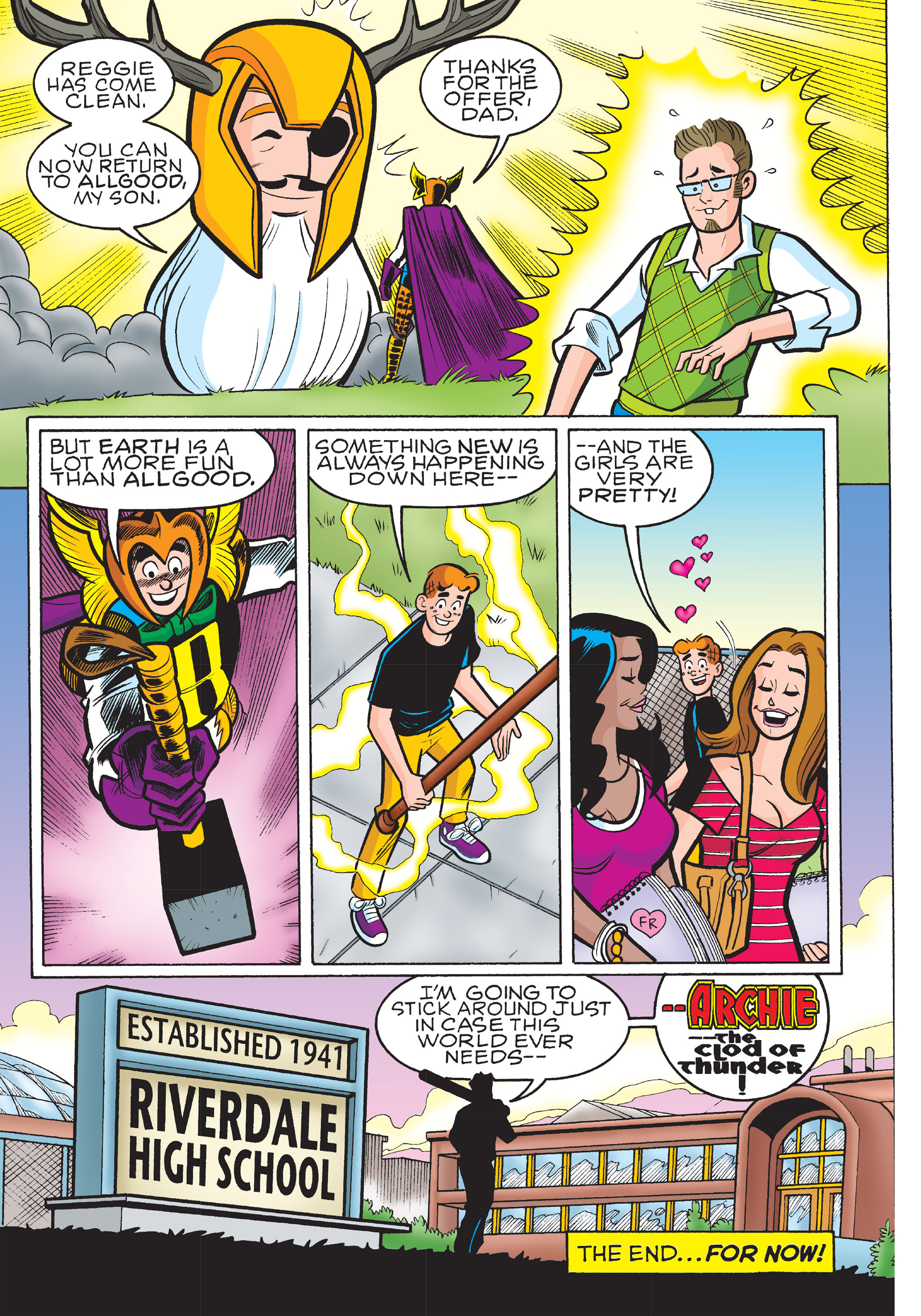 Read online The Best of Archie Comics comic -  Issue # TPB 4 (Part 2) - 206