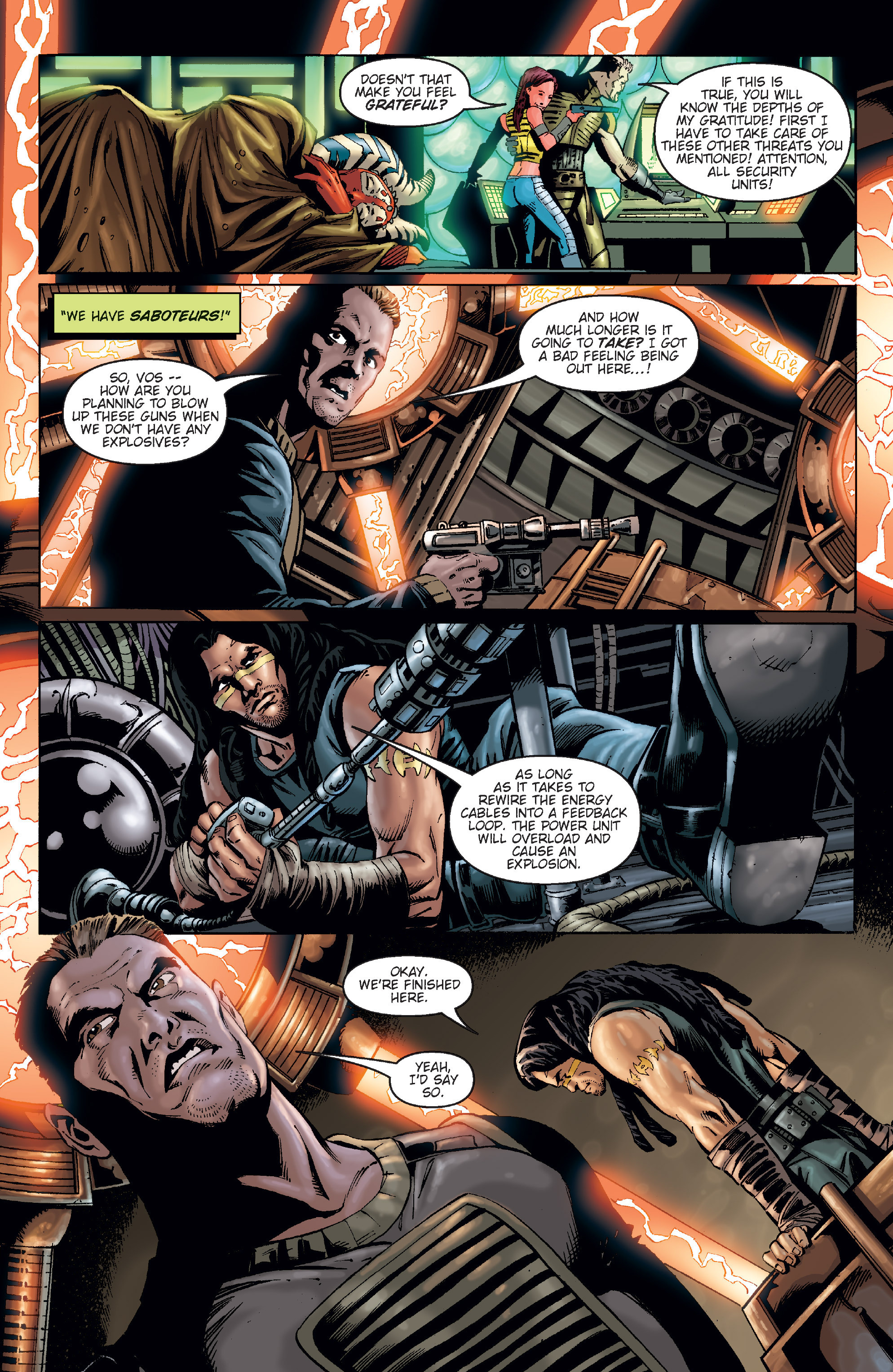 Star Wars Legends Epic Collection: The Clone Wars chap 2 pic 17