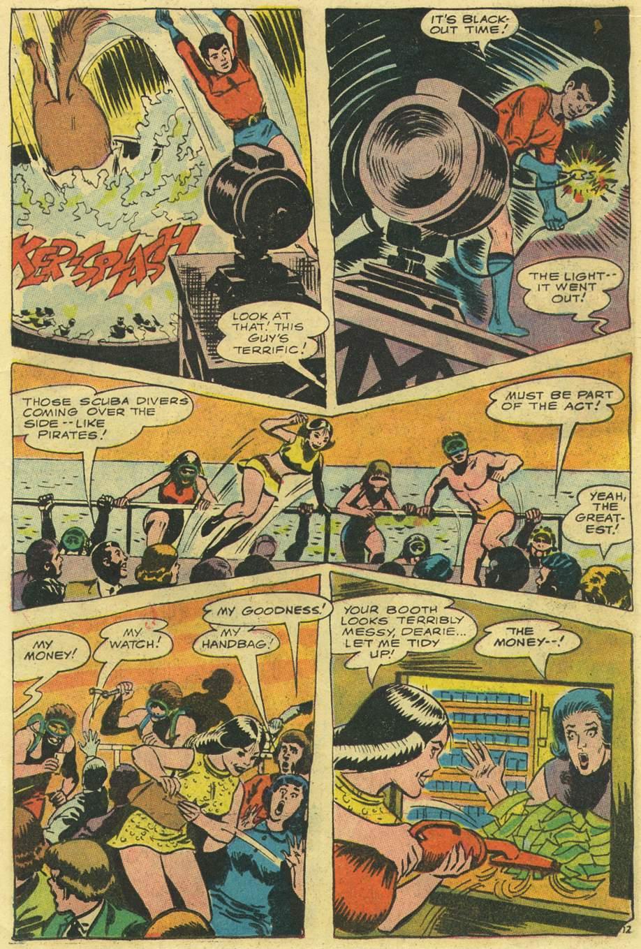Aquaman (1962) Issue #33 #33 - English 17