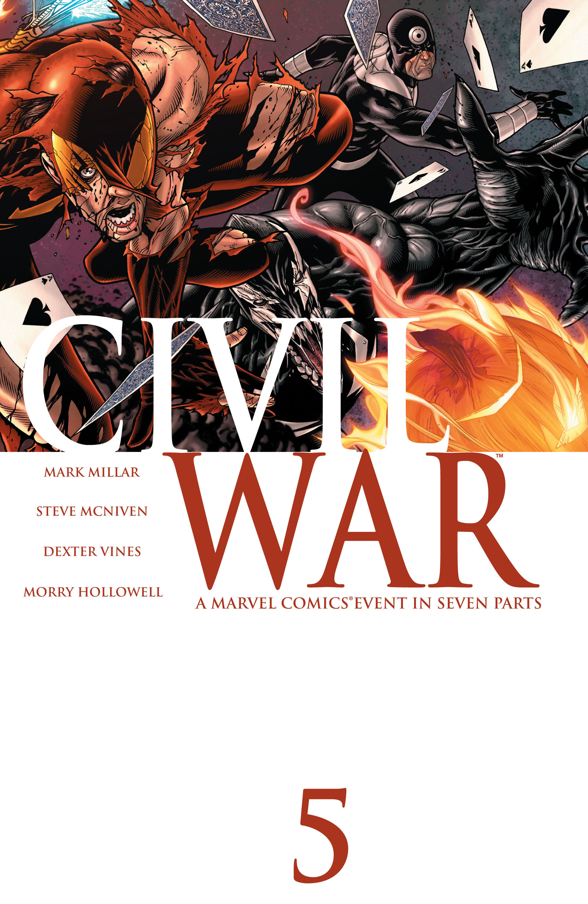 Civil War (2006) 5 Page 1