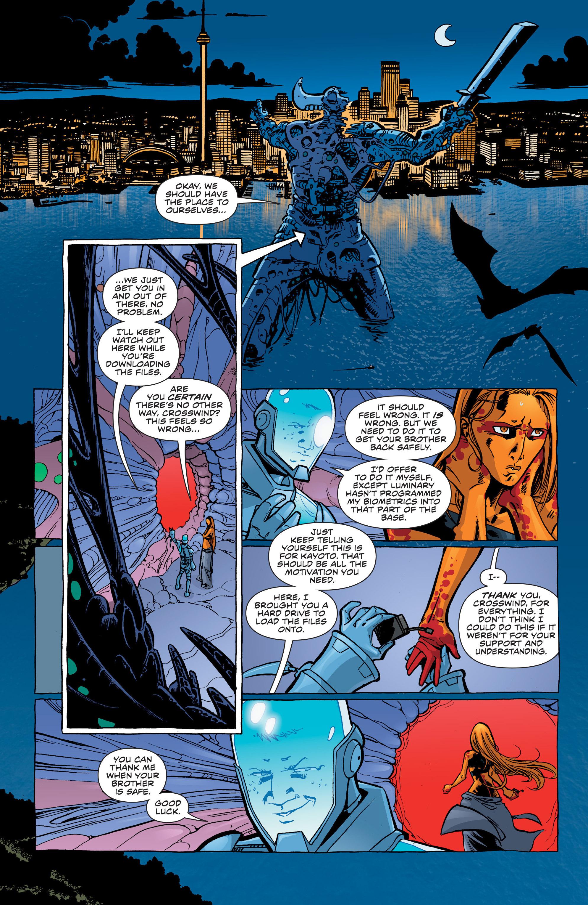 Read online Secret Identities comic -  Issue #5 - 20