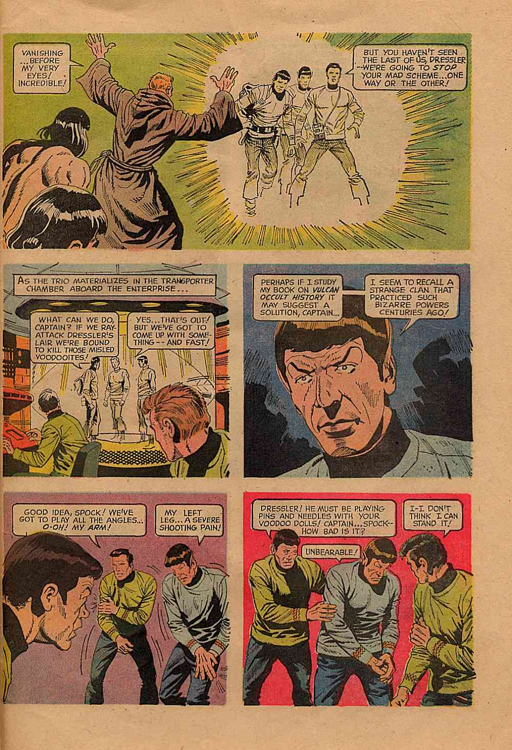 Star Trek (1967) Issue #7 #7 - English 22