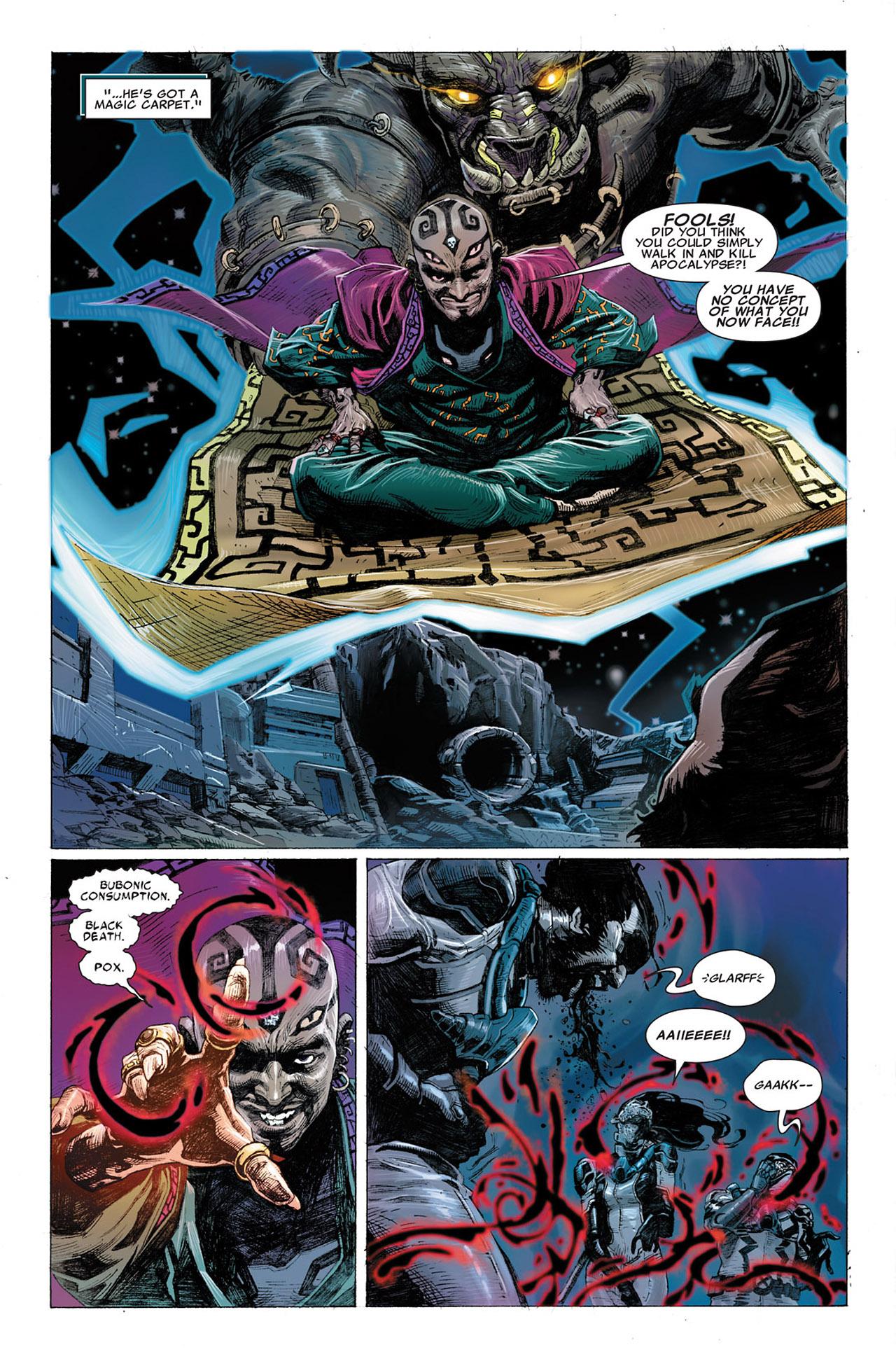 Uncanny X-Force (2010) #2 #36 - English 23