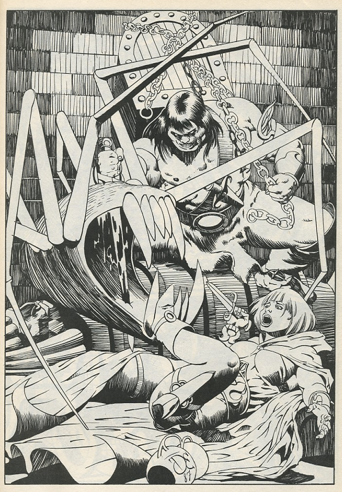The Savage Sword Of Conan Issue #141 #142 - English 61