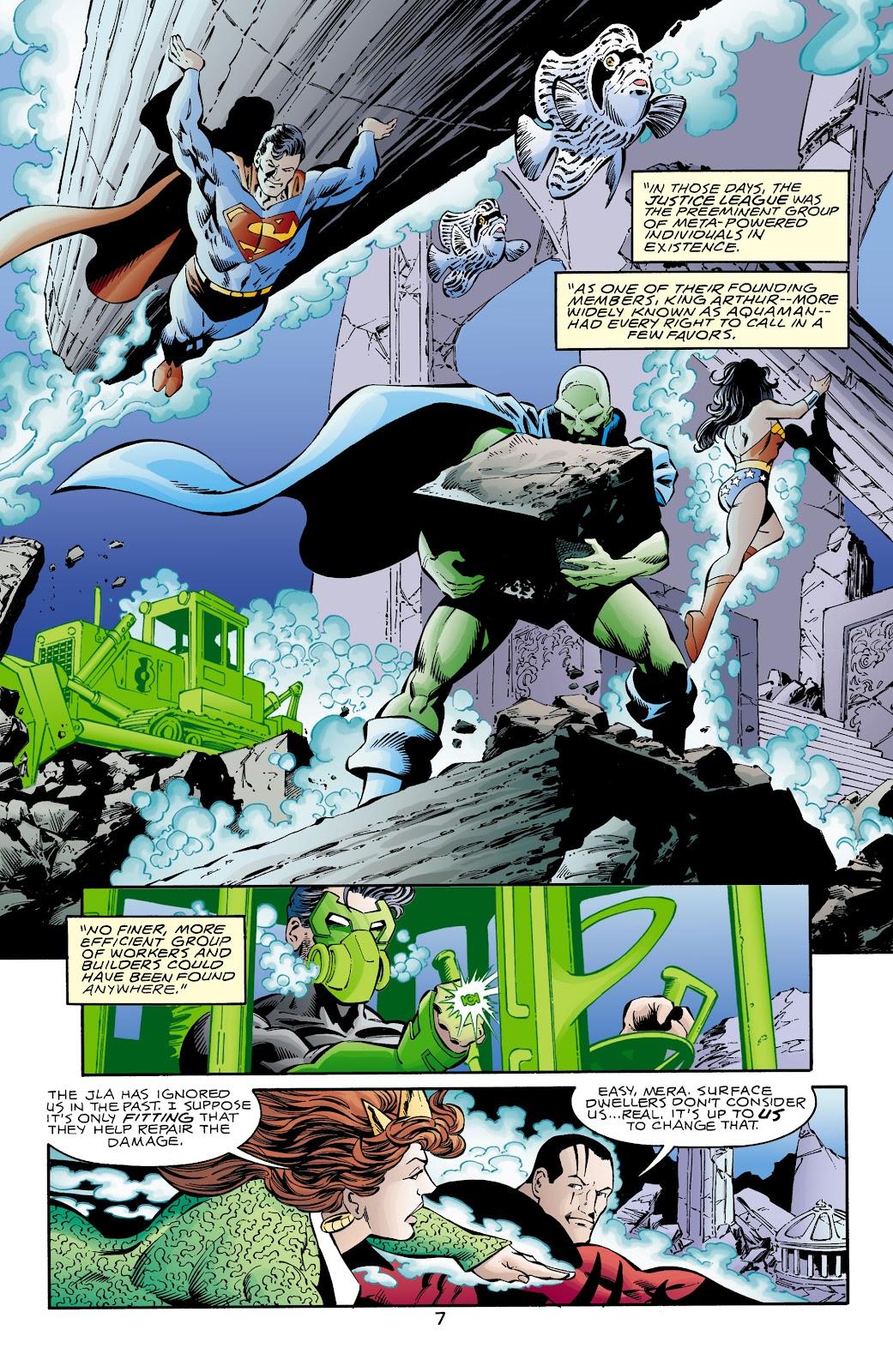 Aquaman (1994) Issue #69 #75 - English 7