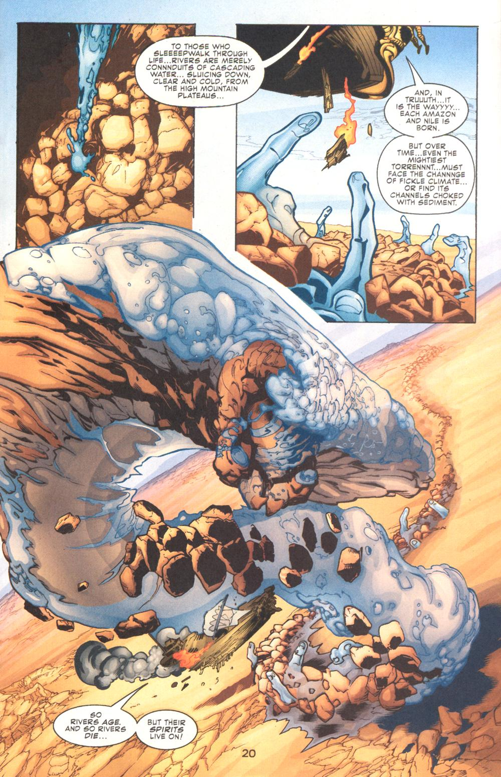 Aquaman (2003) Issue #9 #9 - English 22