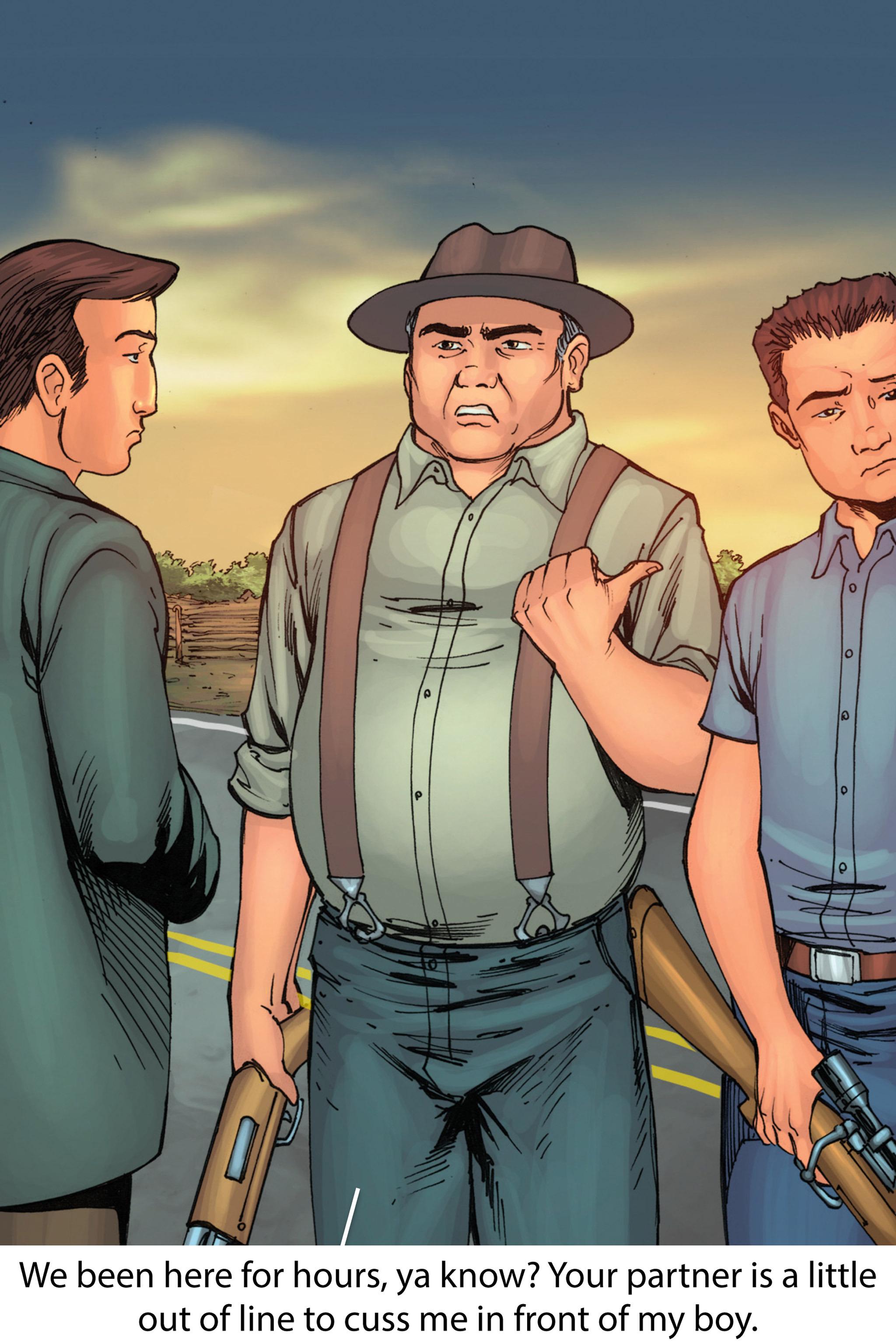 Read online Z-Men comic -  Issue #1 - 131