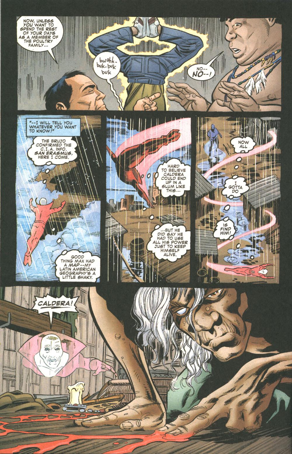 Read online Deadman: Dead Again comic -  Issue #5 - 17
