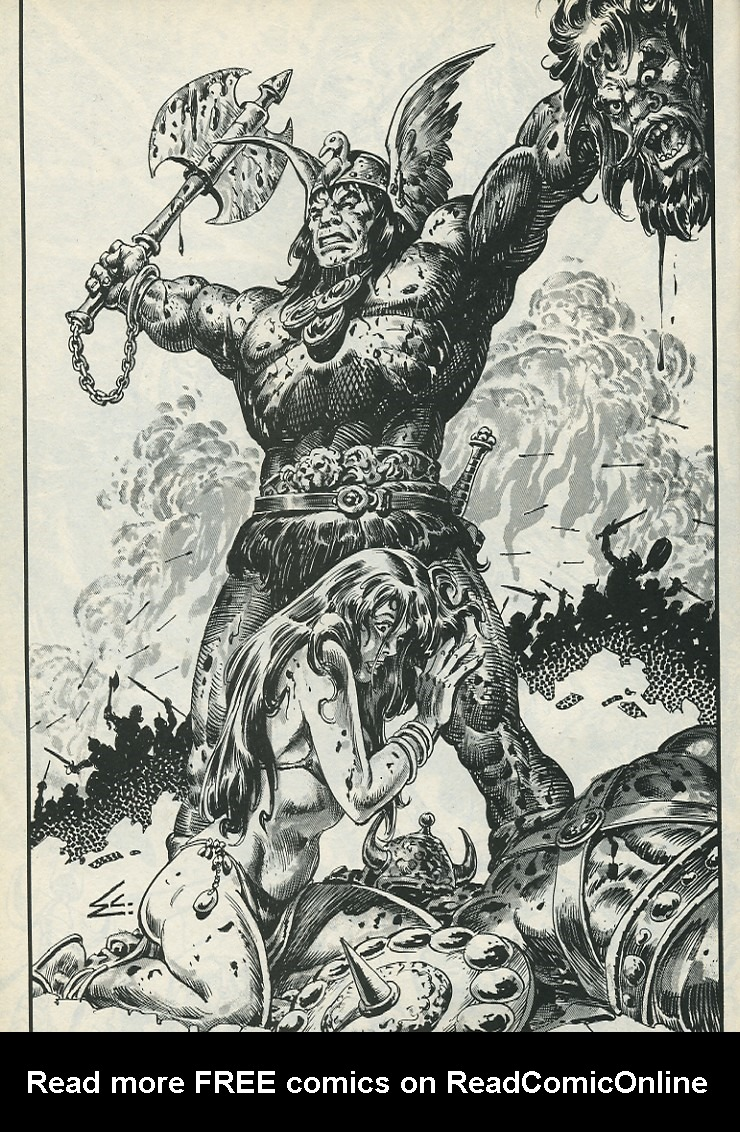 The Savage Sword Of Conan Issue #172 #173 - English 62