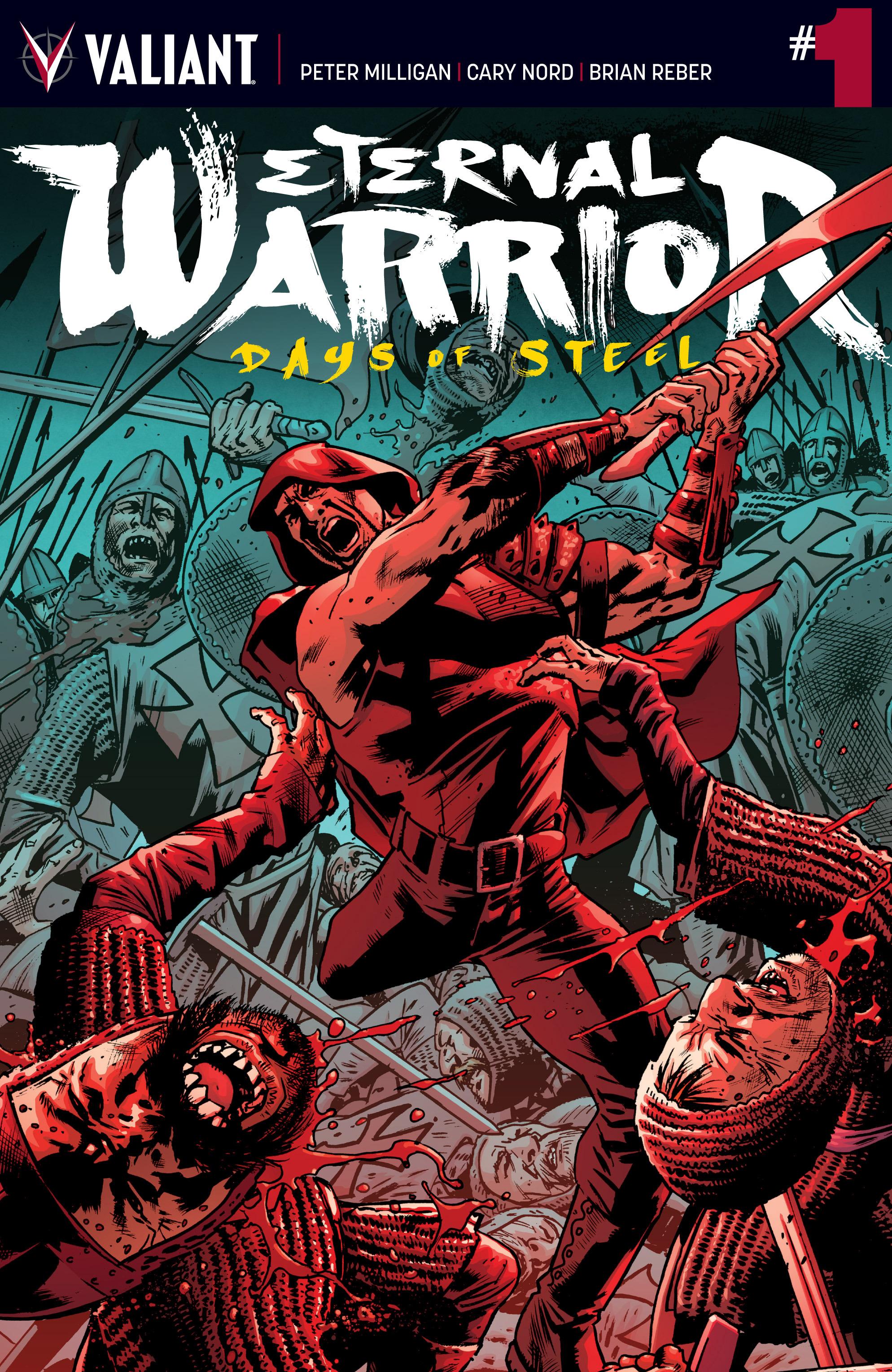 Eternal Warrior: Days of Steel 1 Page 1
